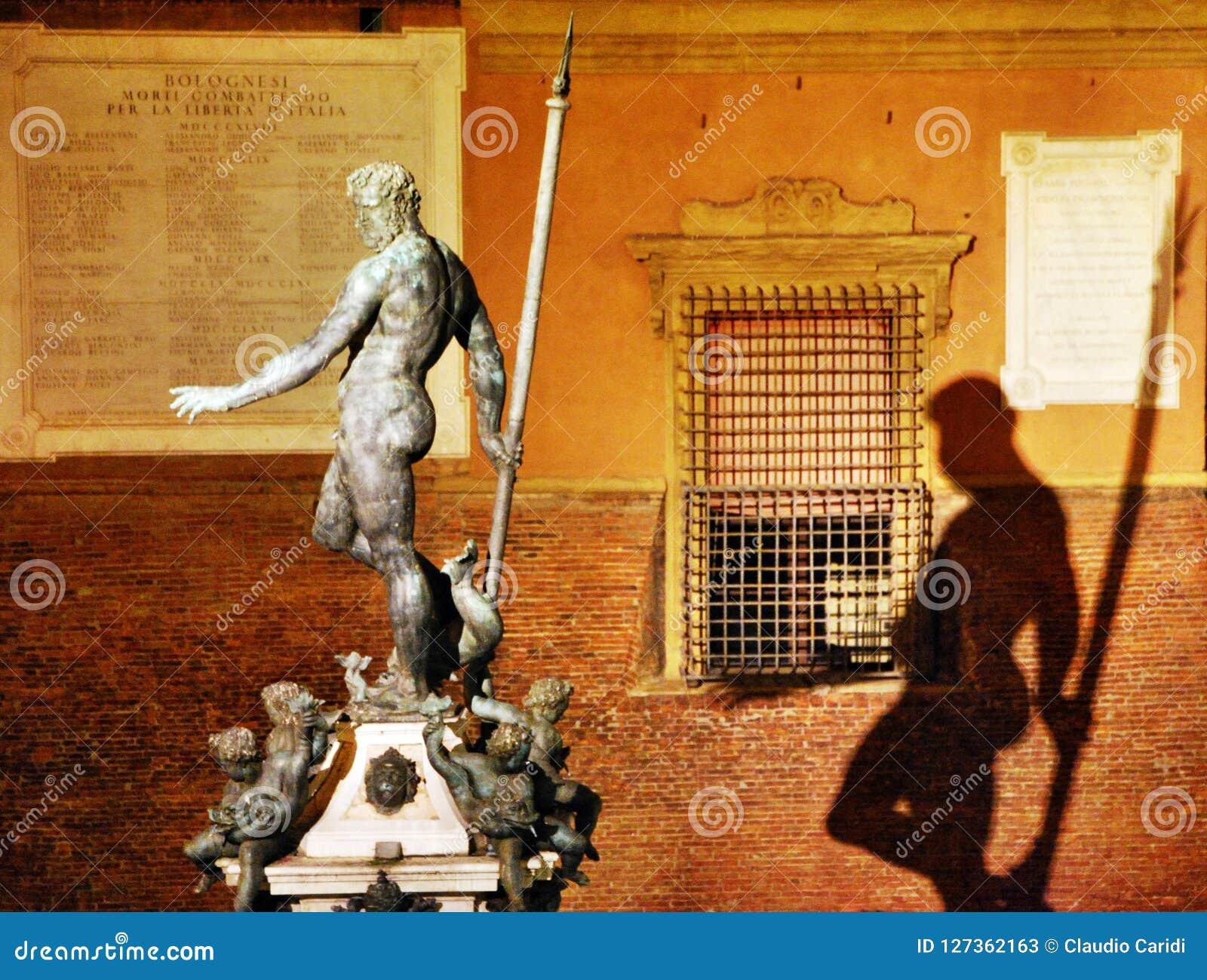 The Neptune Statue