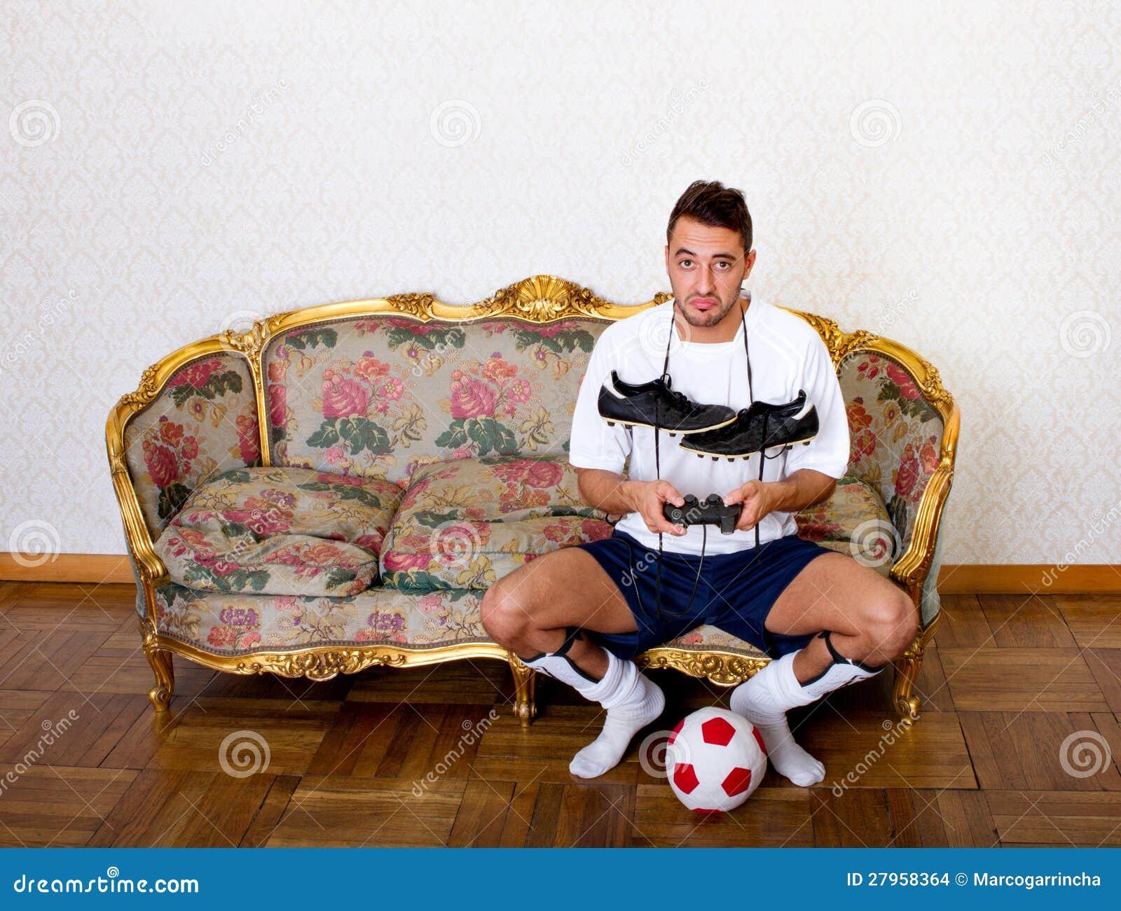 Nerd eller fotbollsspelare
