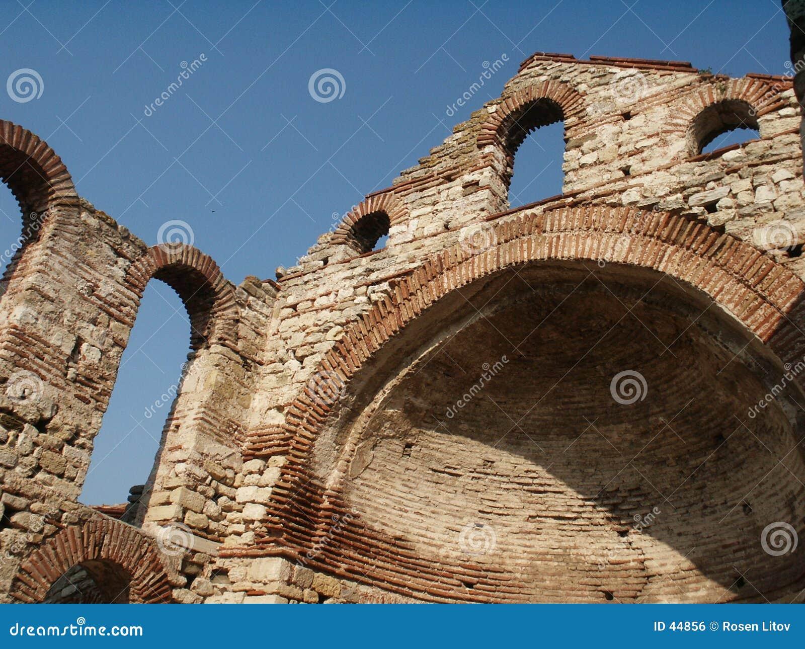 Nesebar的保加利亚