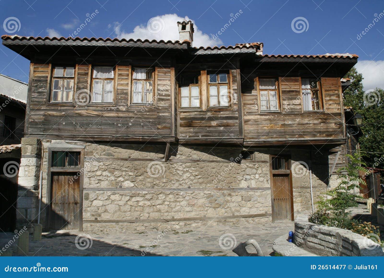 Nessebar velho, Bulgária
