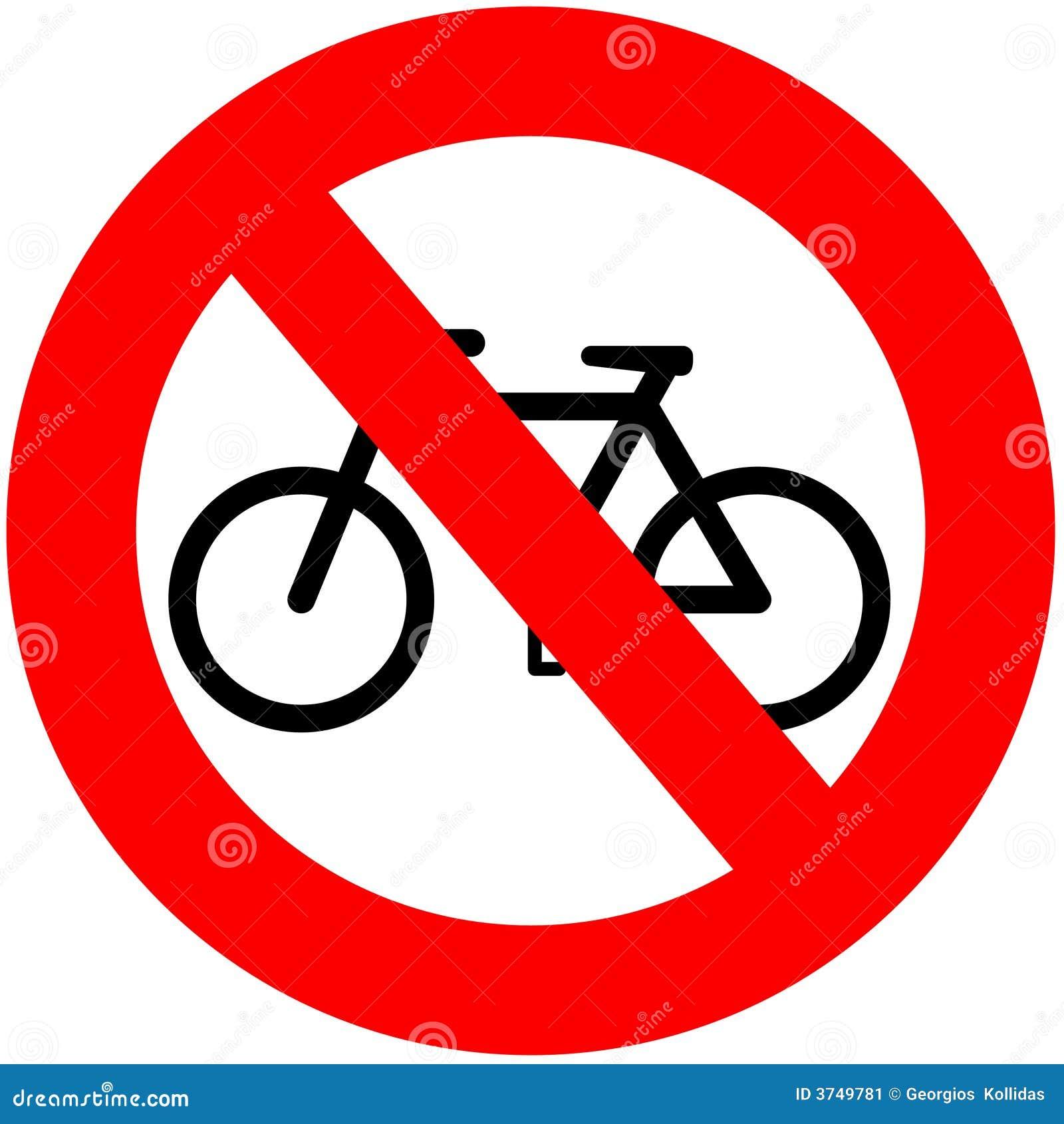 Nessun biciclette