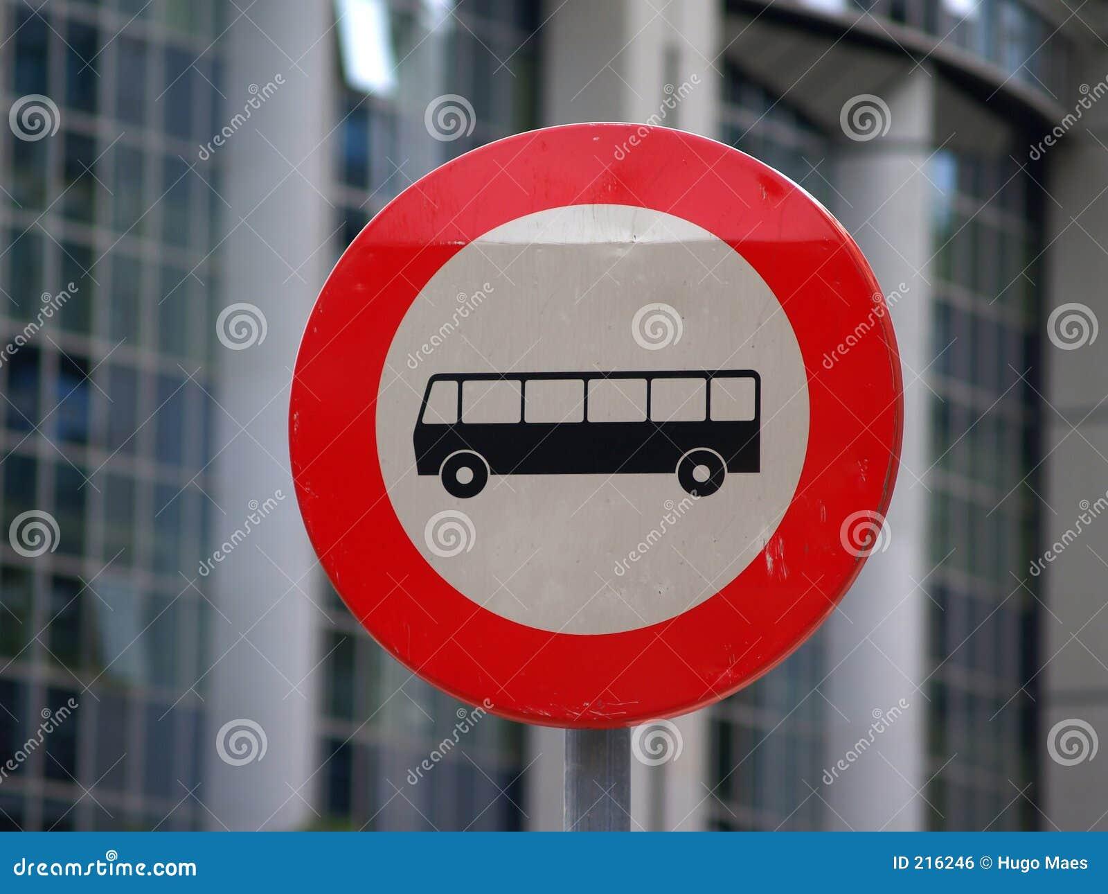 Nessun bus permesso