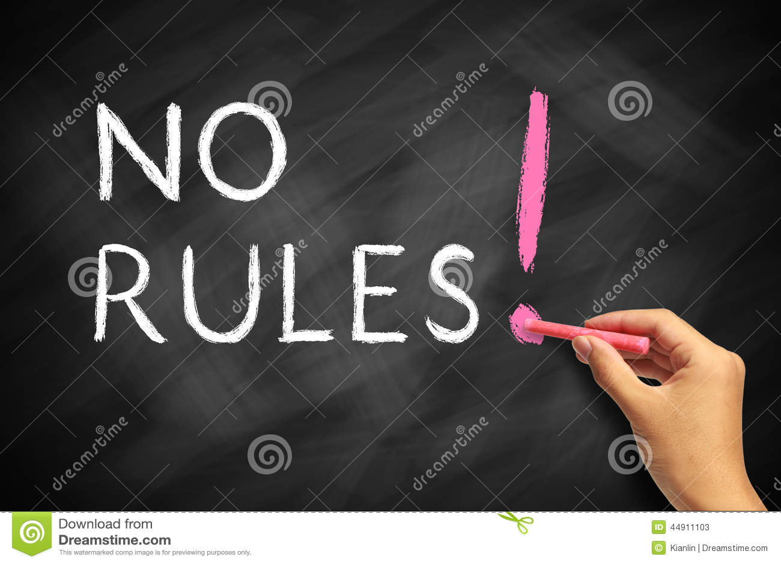 Nessun regole