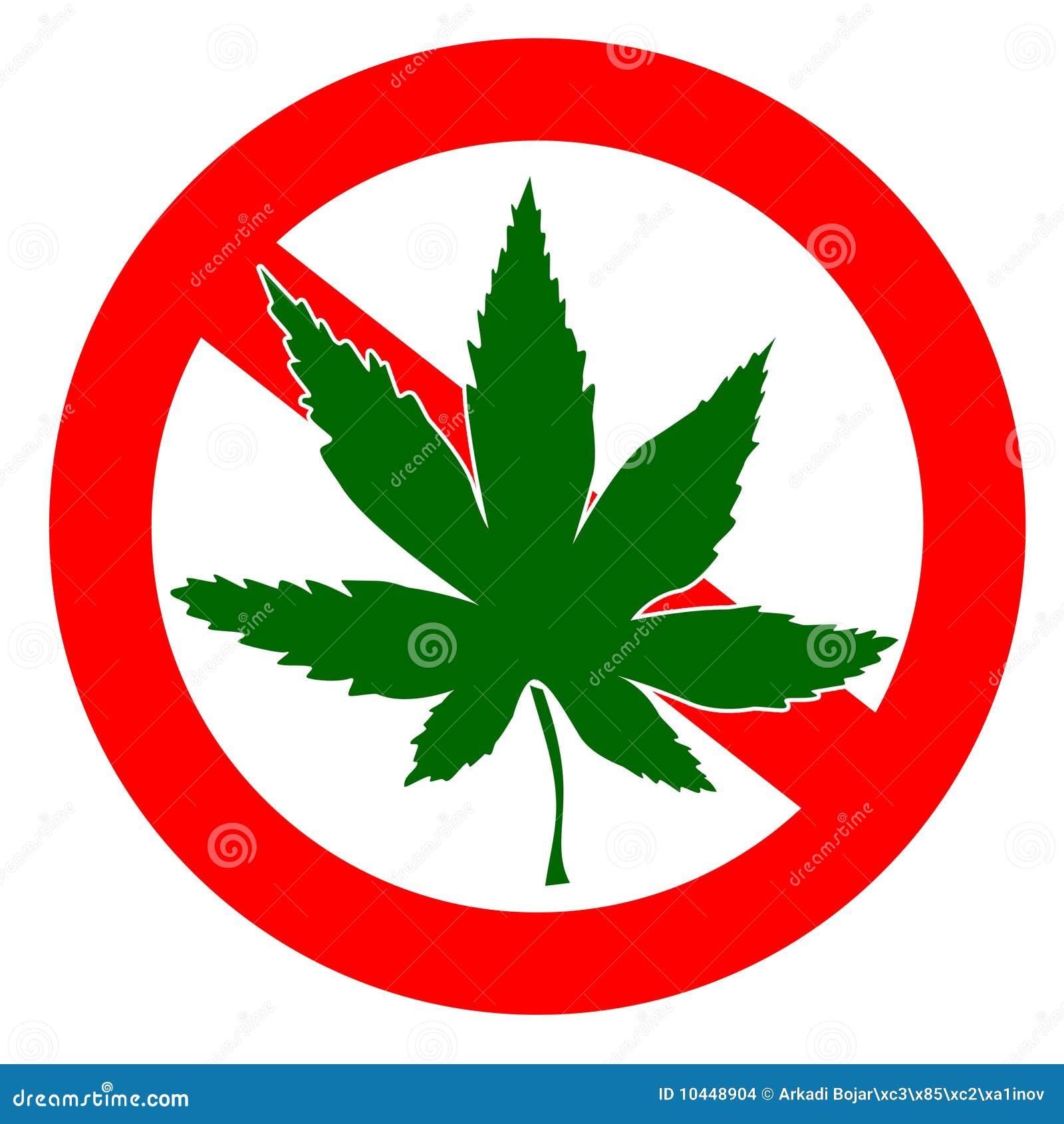 Nessun segno delle droghe