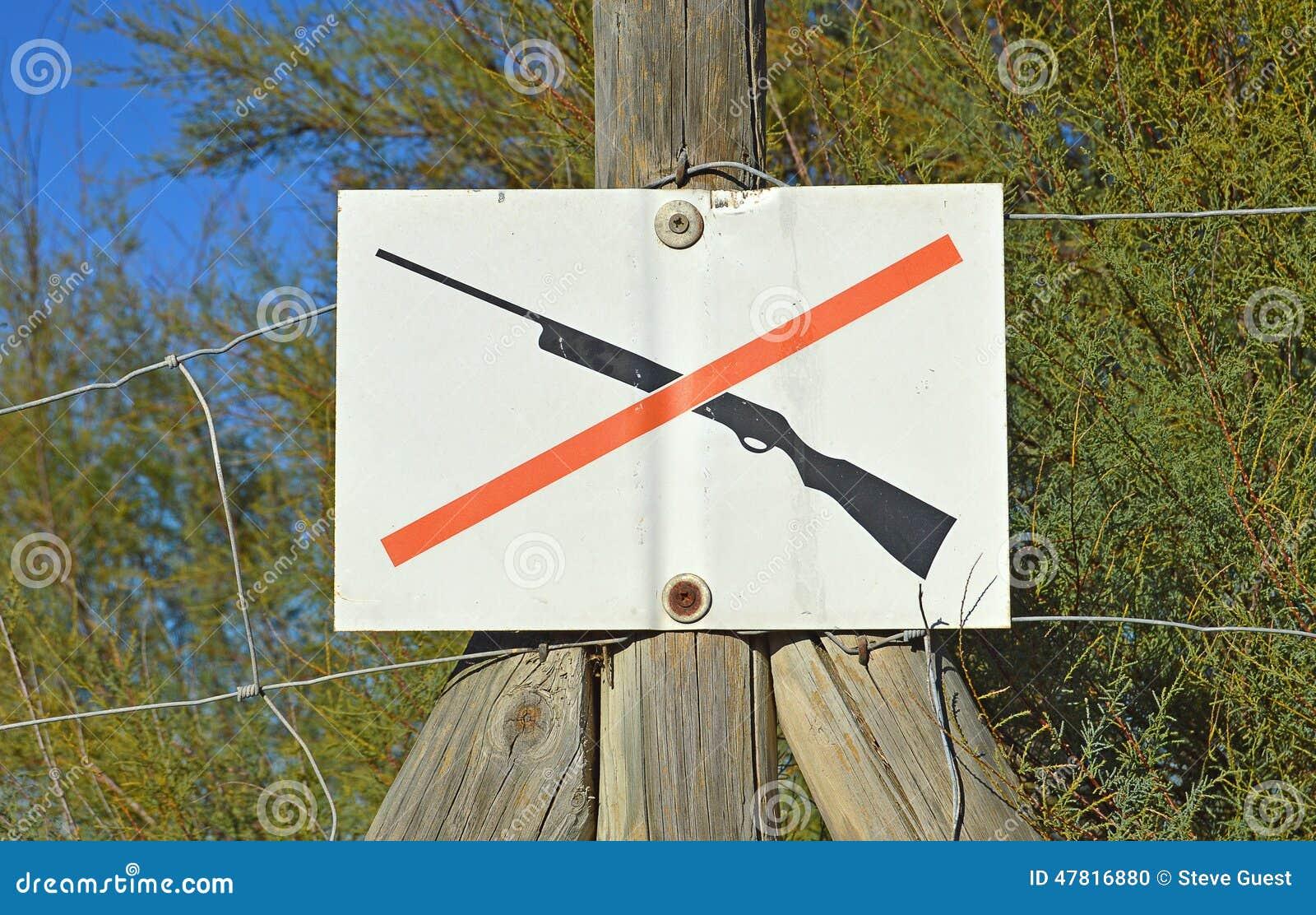Nessun segno di caccia