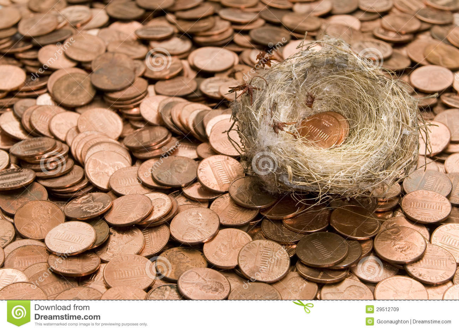 Nest en pence