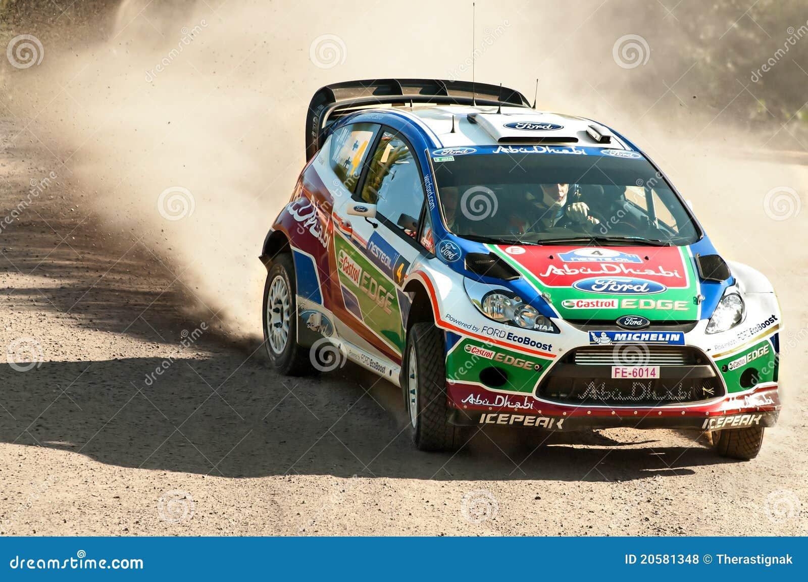Neste Oil Rally Finland 2011 - Jari-Matti Latvala