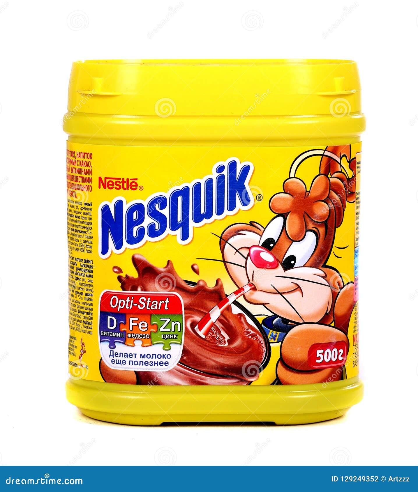 Nestle Nesquik kakao