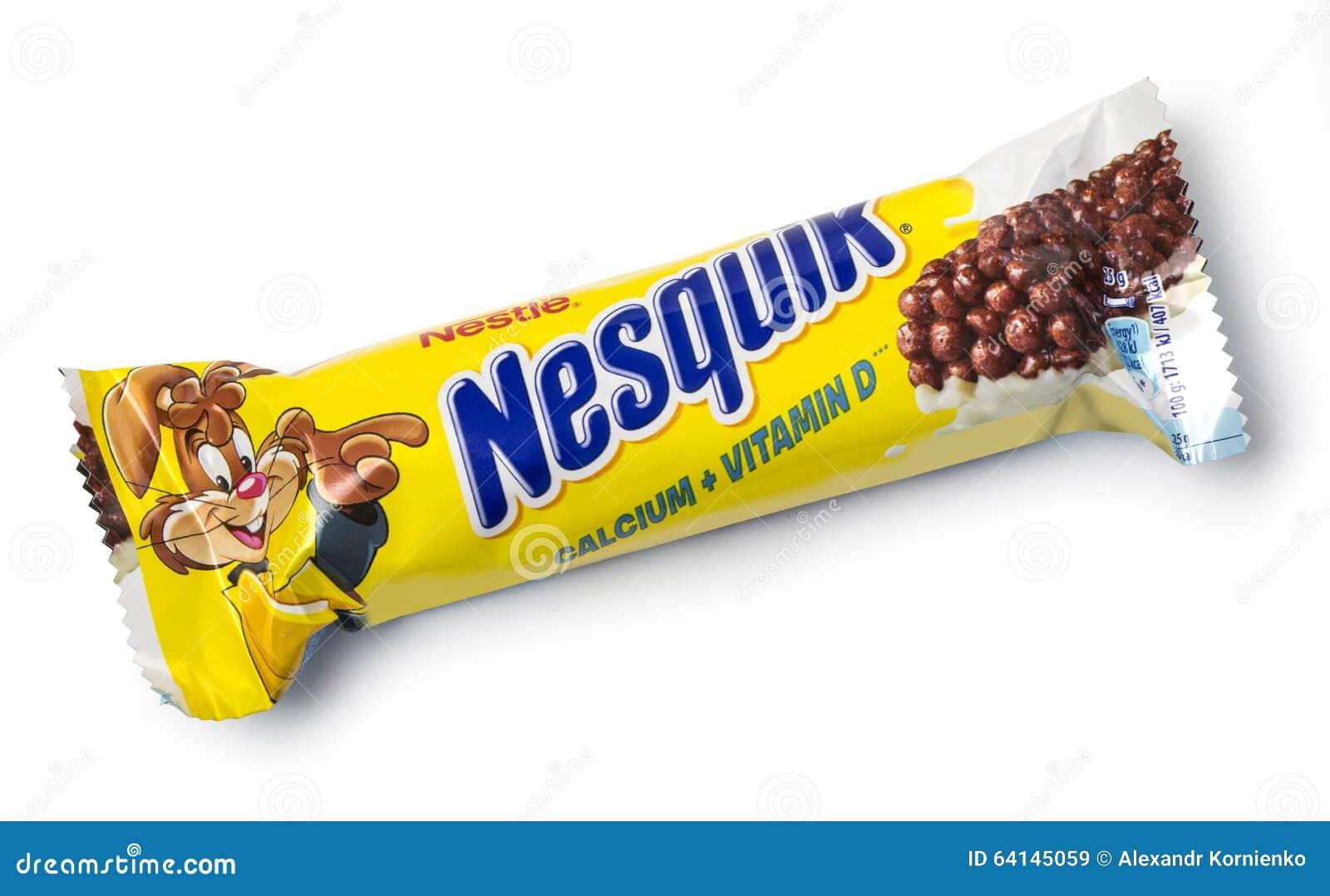 Nestle Nesquik sädesslaglodisar