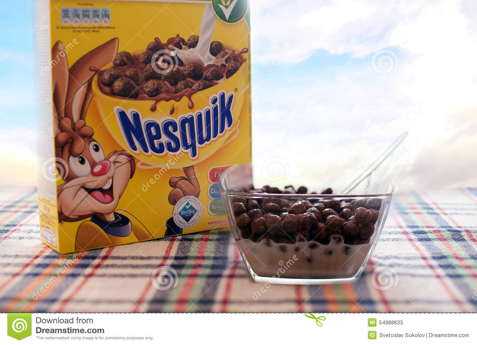 Nestle nesquikledare