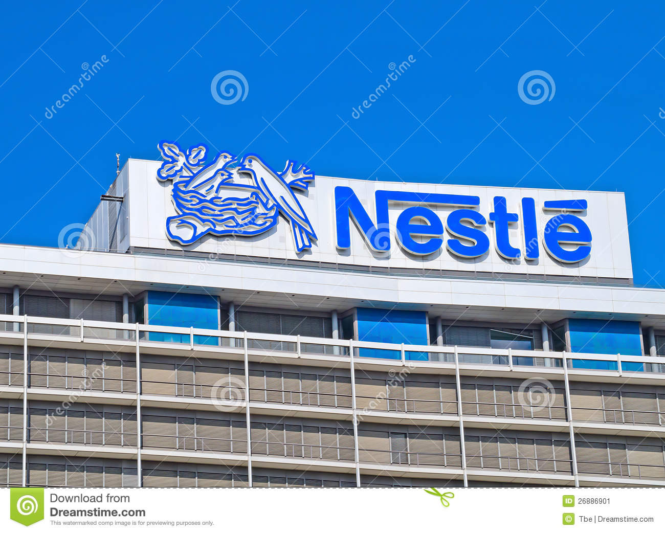 Nestle S A Editorial Photo Image 26886901