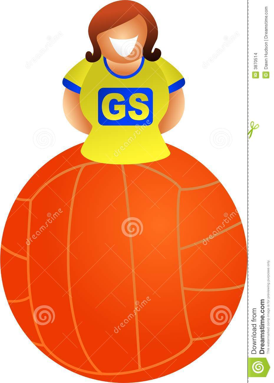 Netball Cartoons Illustrations Amp Vector Stock Images