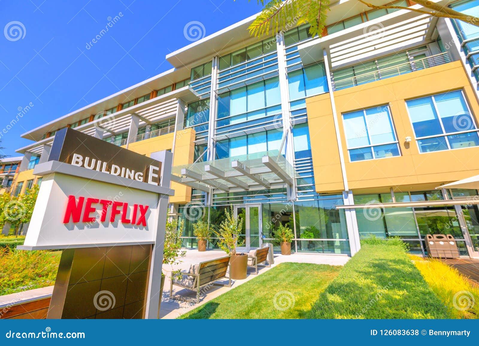 Netflix-Campus Kalifornien