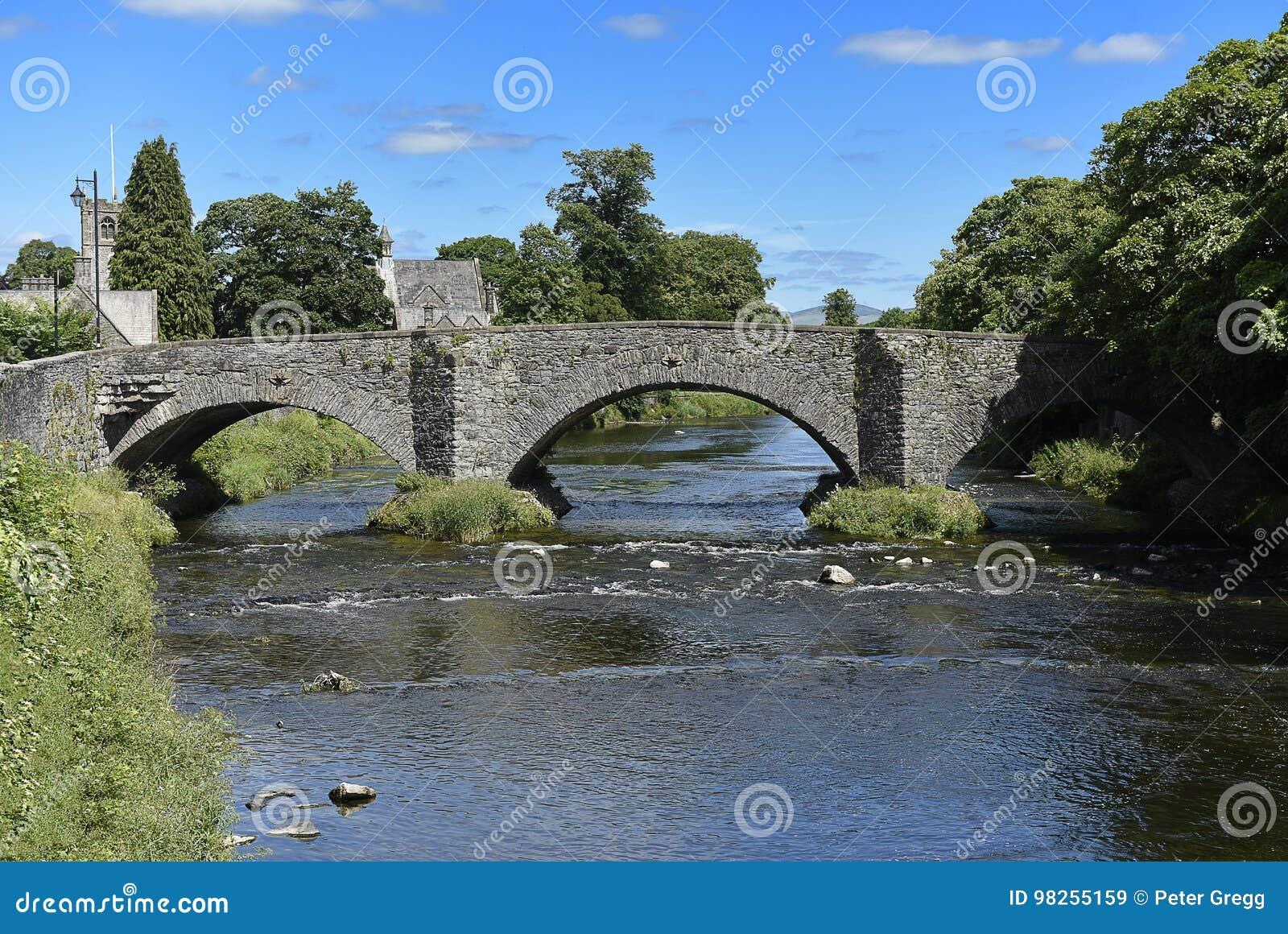 Nether Bridge in Kendal