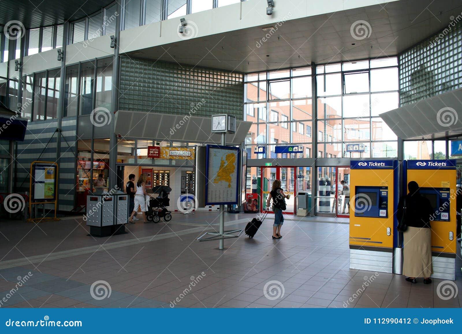 Railway station in Sittard