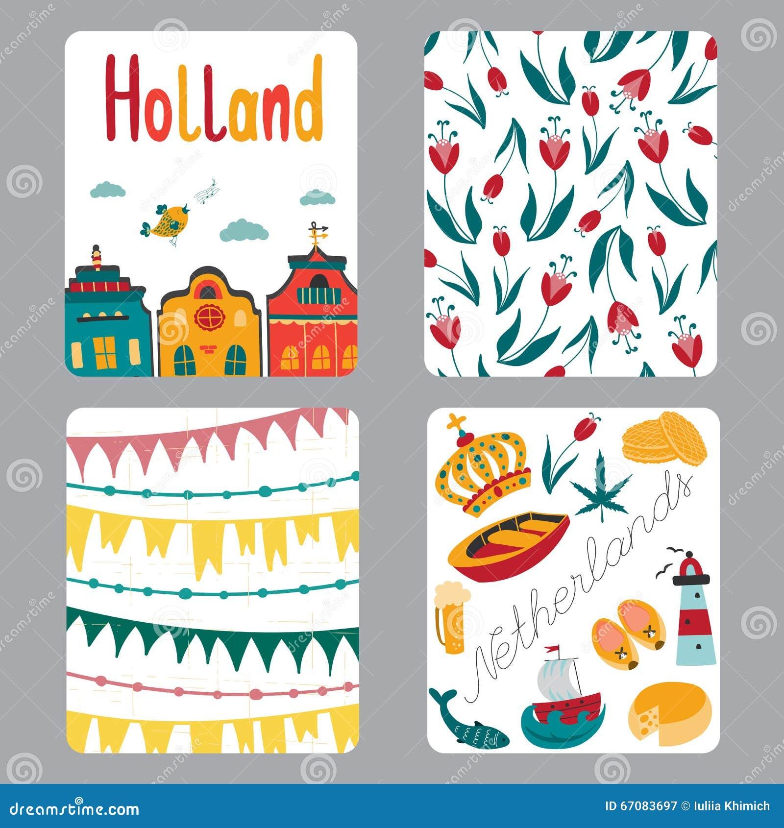 Holland Card