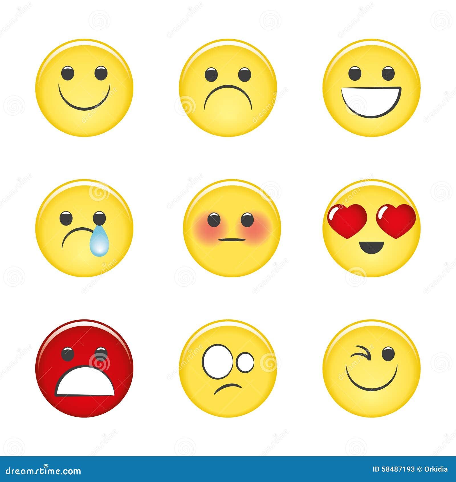 Nette Emoticons