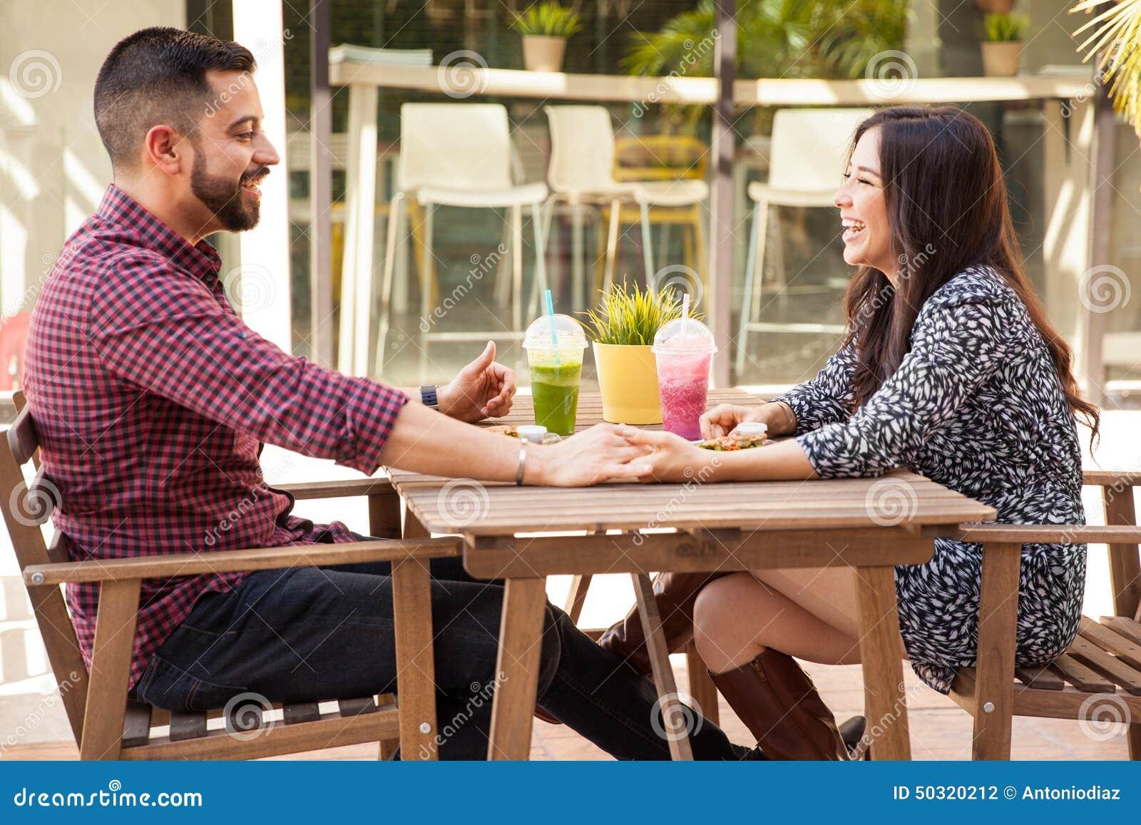 Flirten zu nett