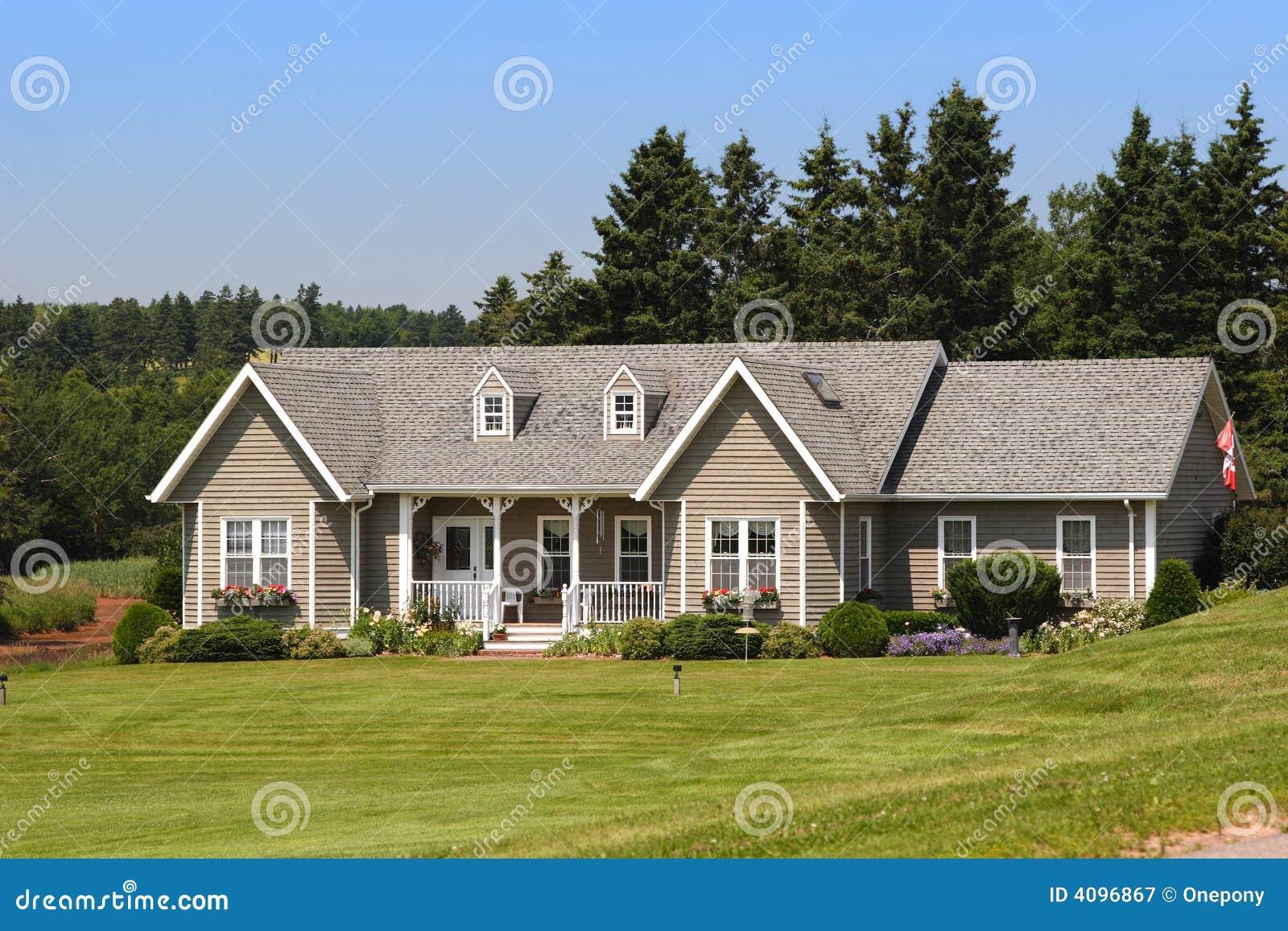 Ein Schrecklich Nettes Haus
