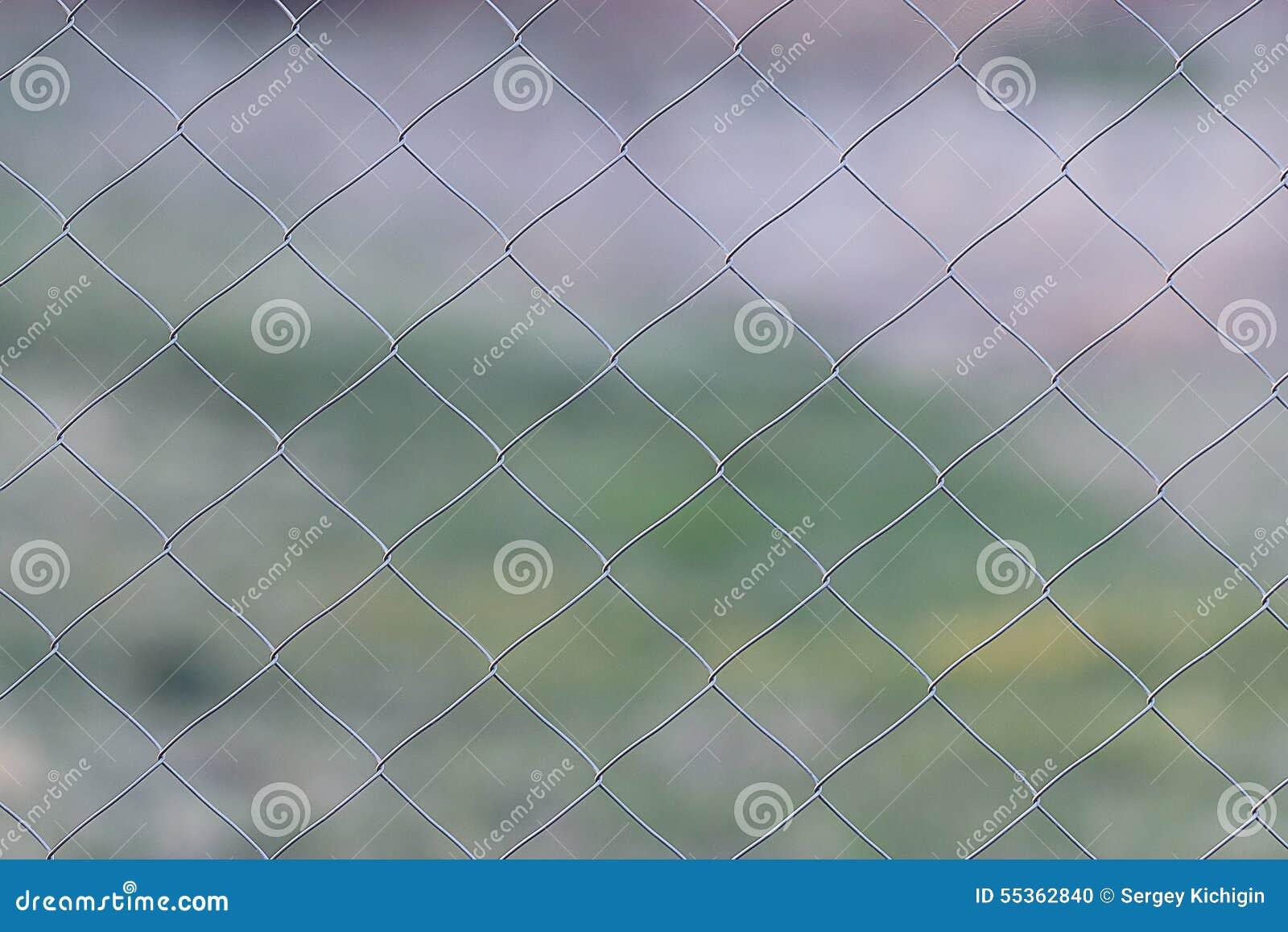 Netting netting fence