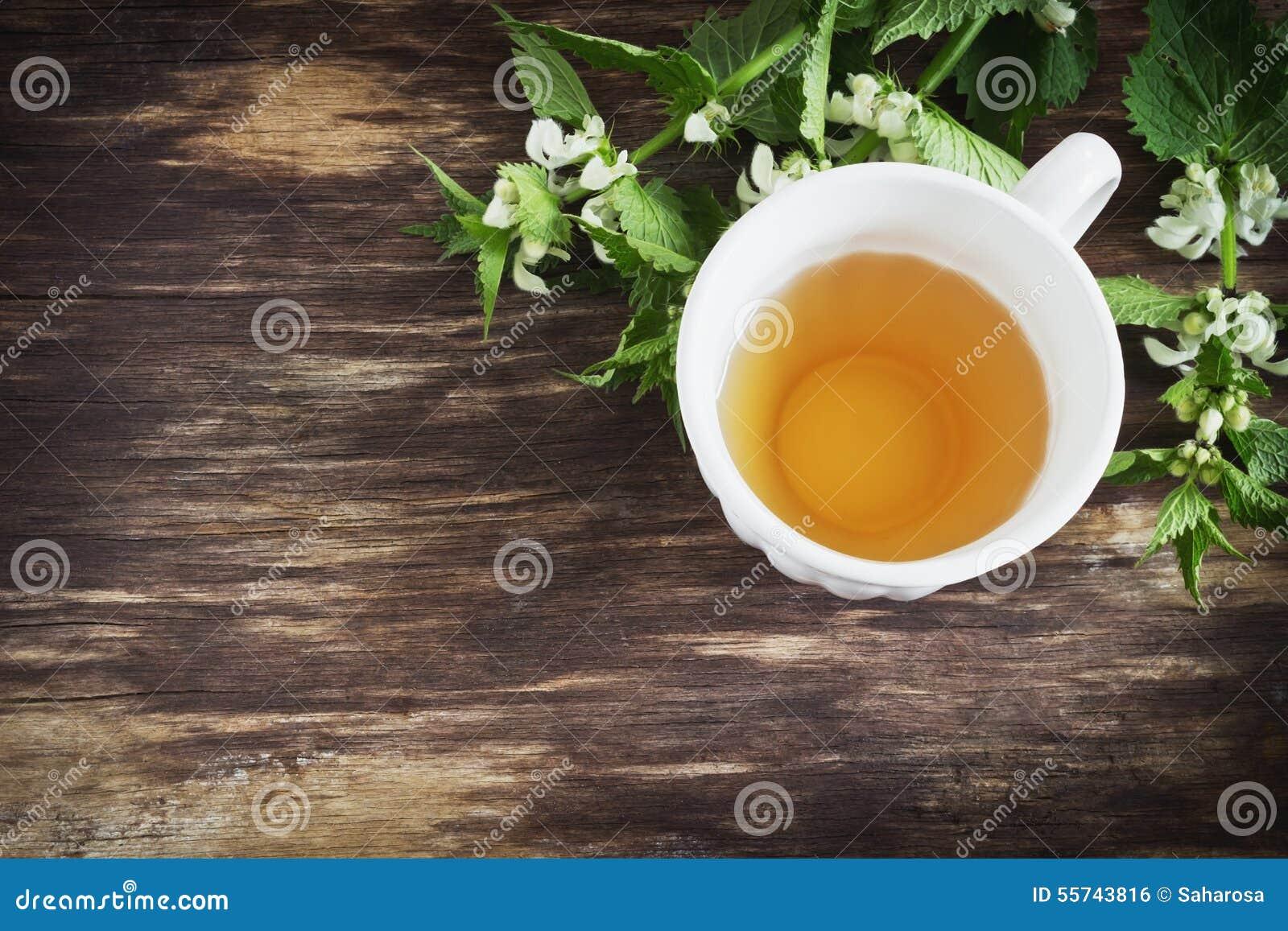 Nettle τσάι