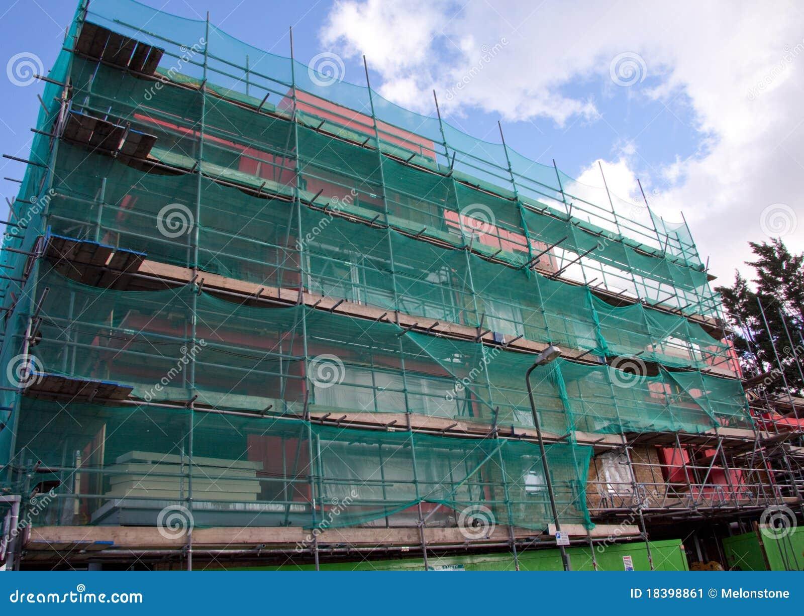 Netto budowy bezpieczeństwo