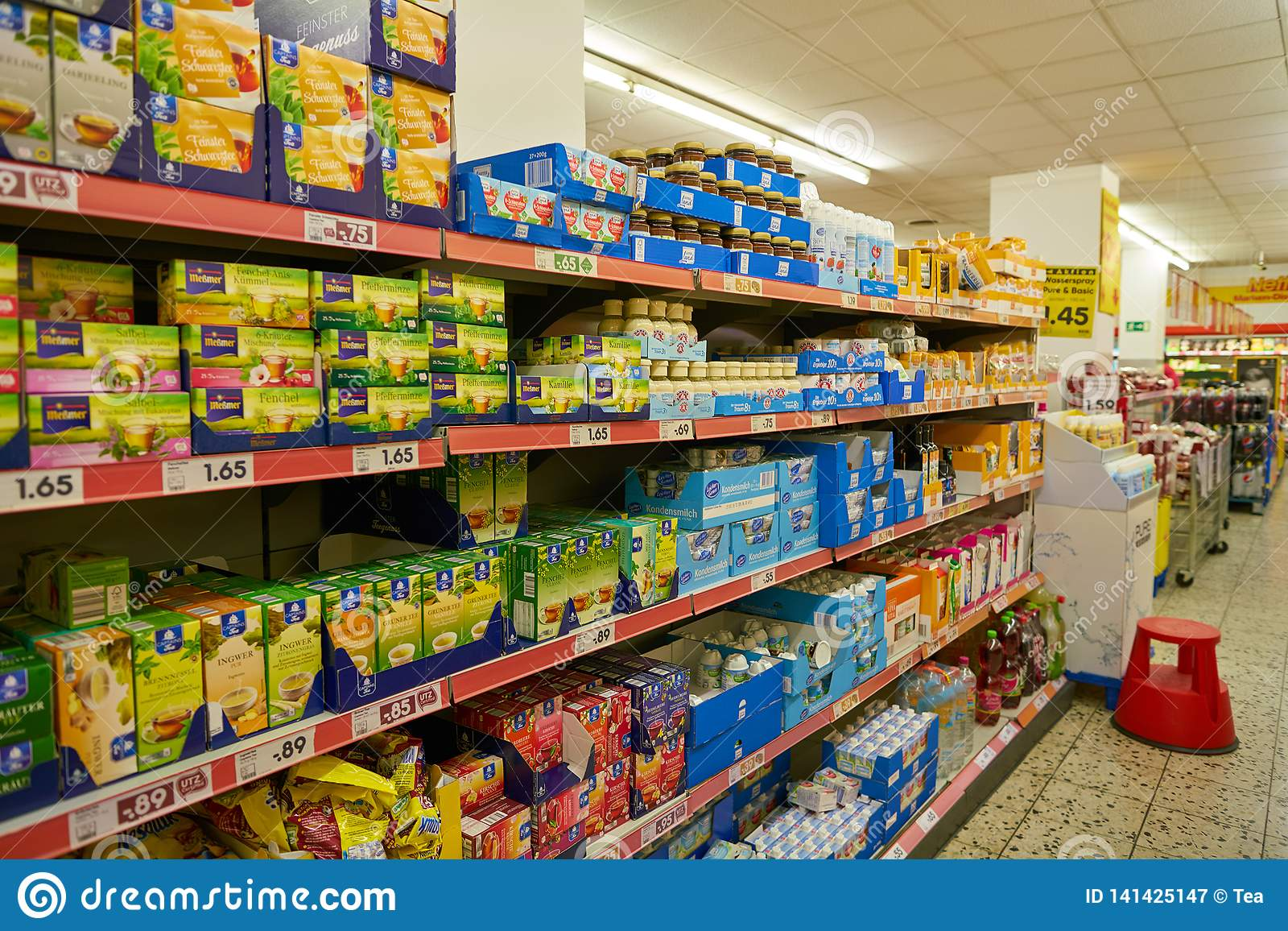 Netto editorial photography. Image of color, sale, product   20