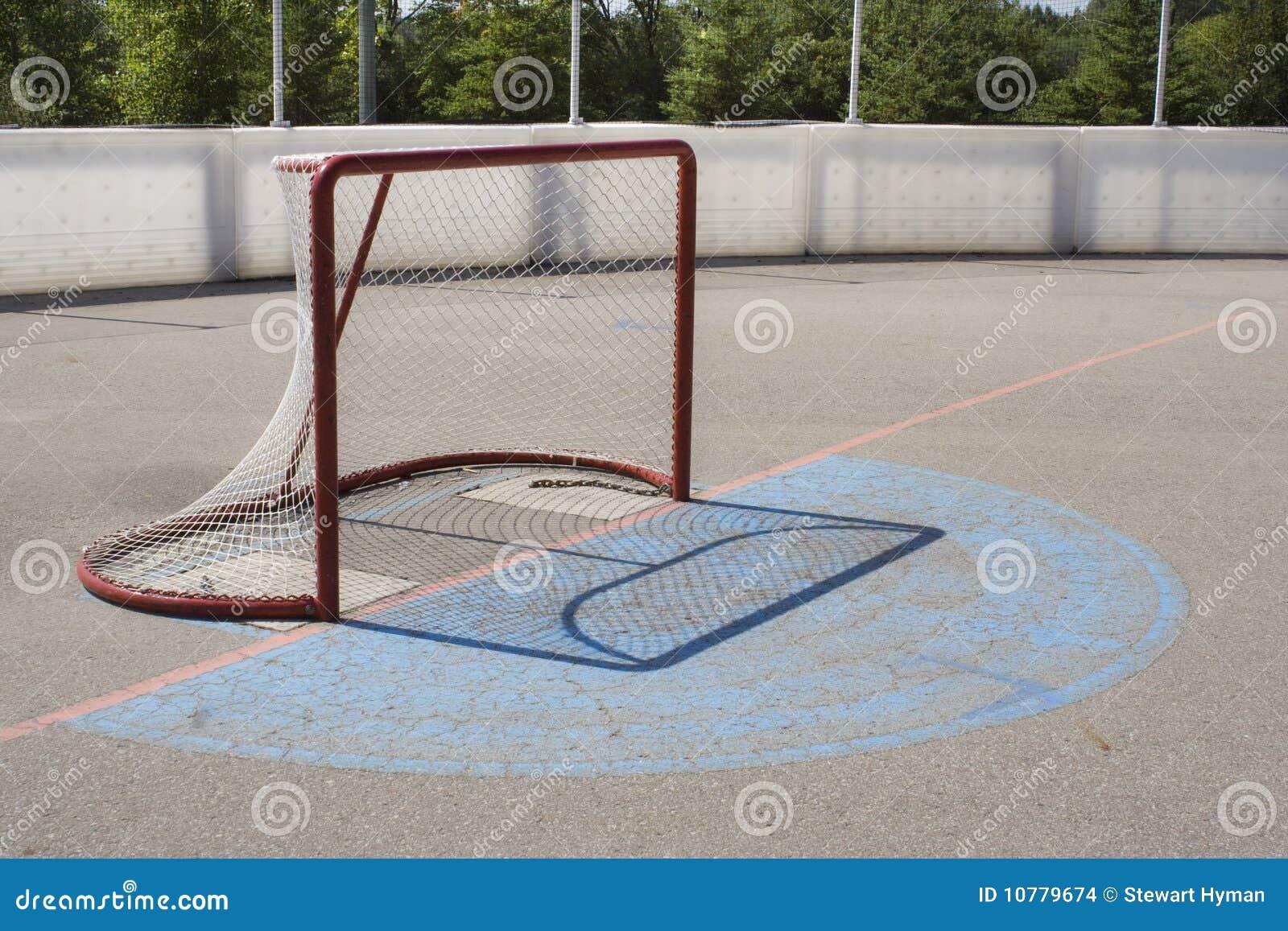 Netto het Hockey van de rol