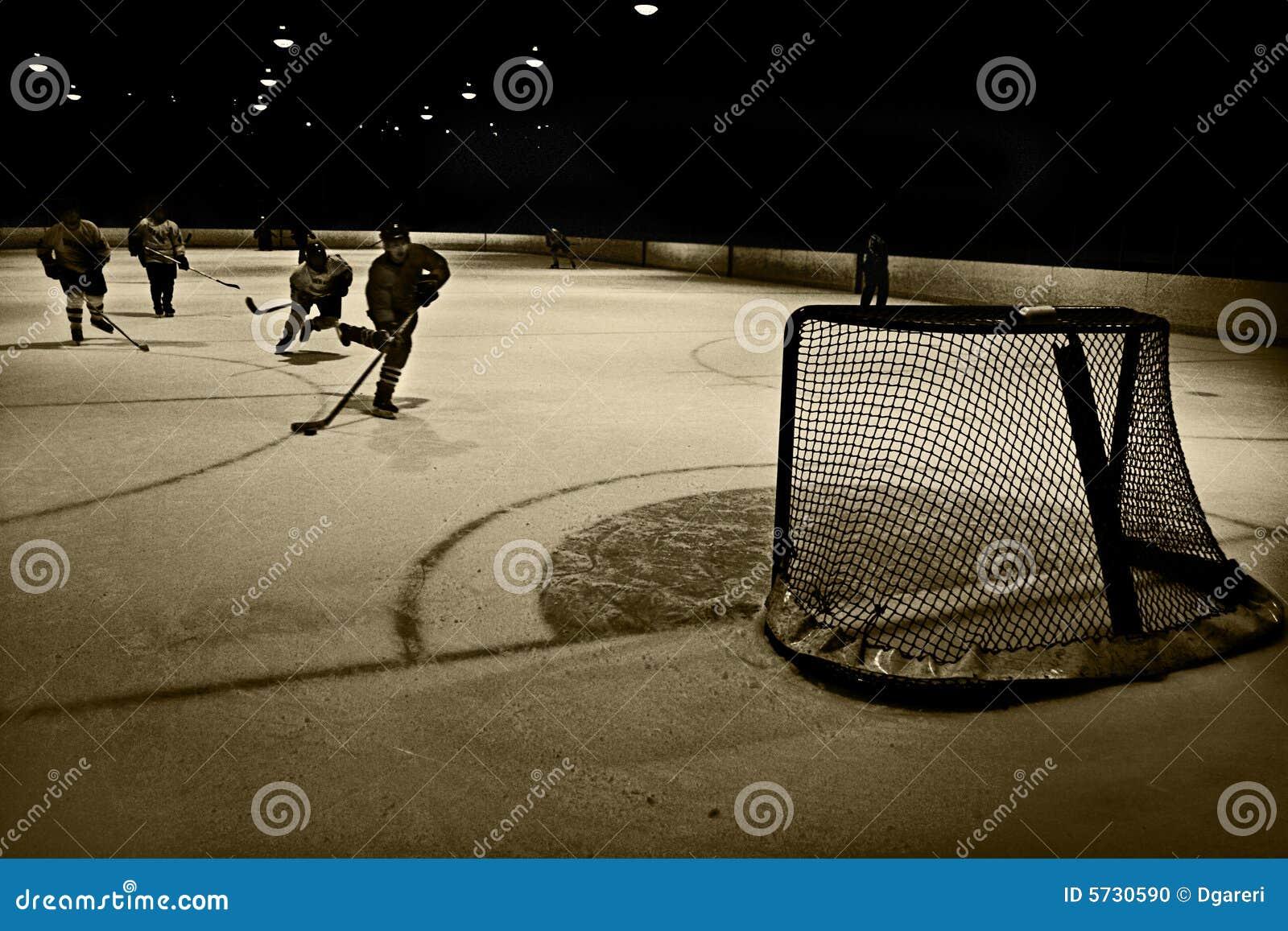 Netto hockey