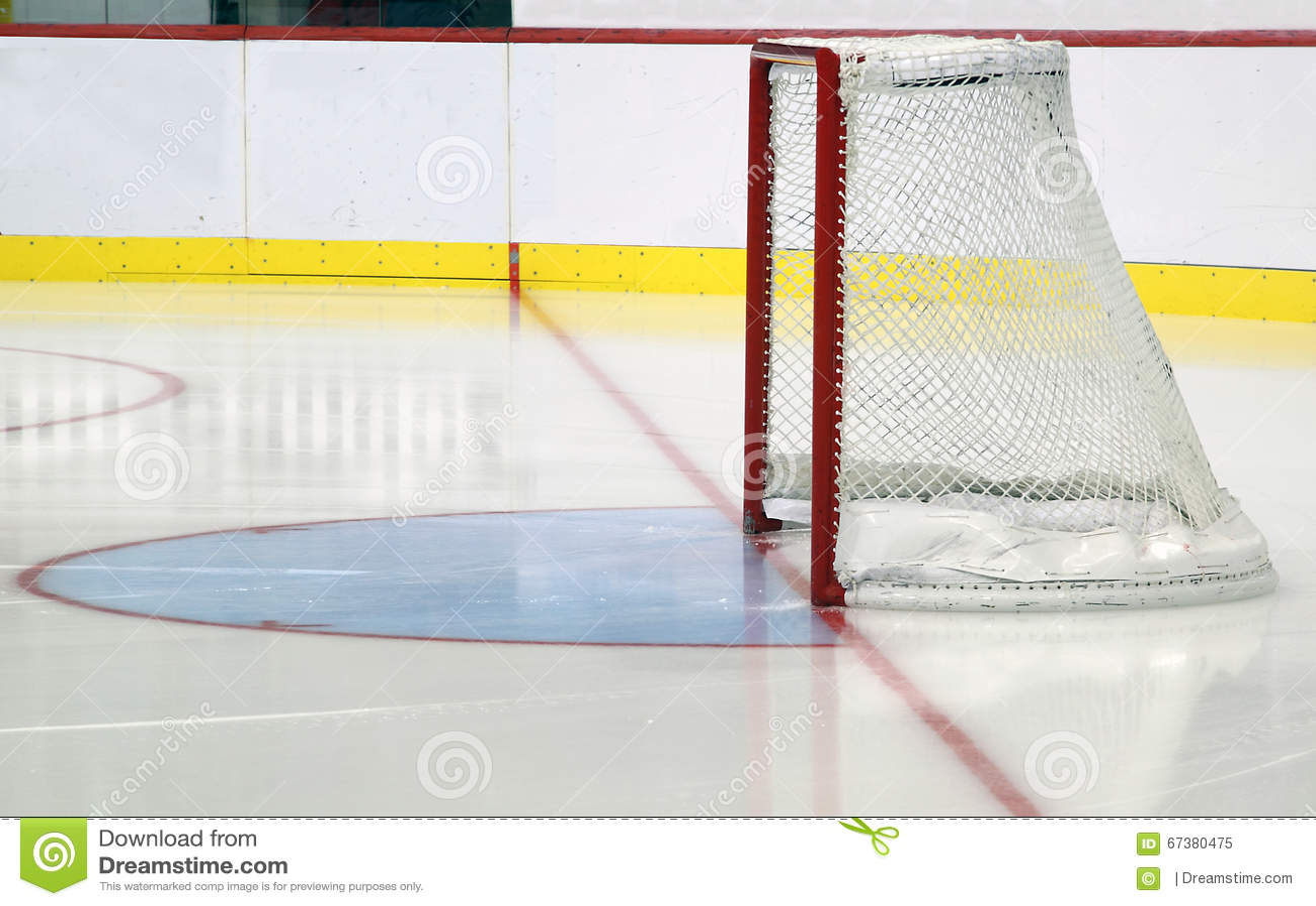 Netto ijshockey