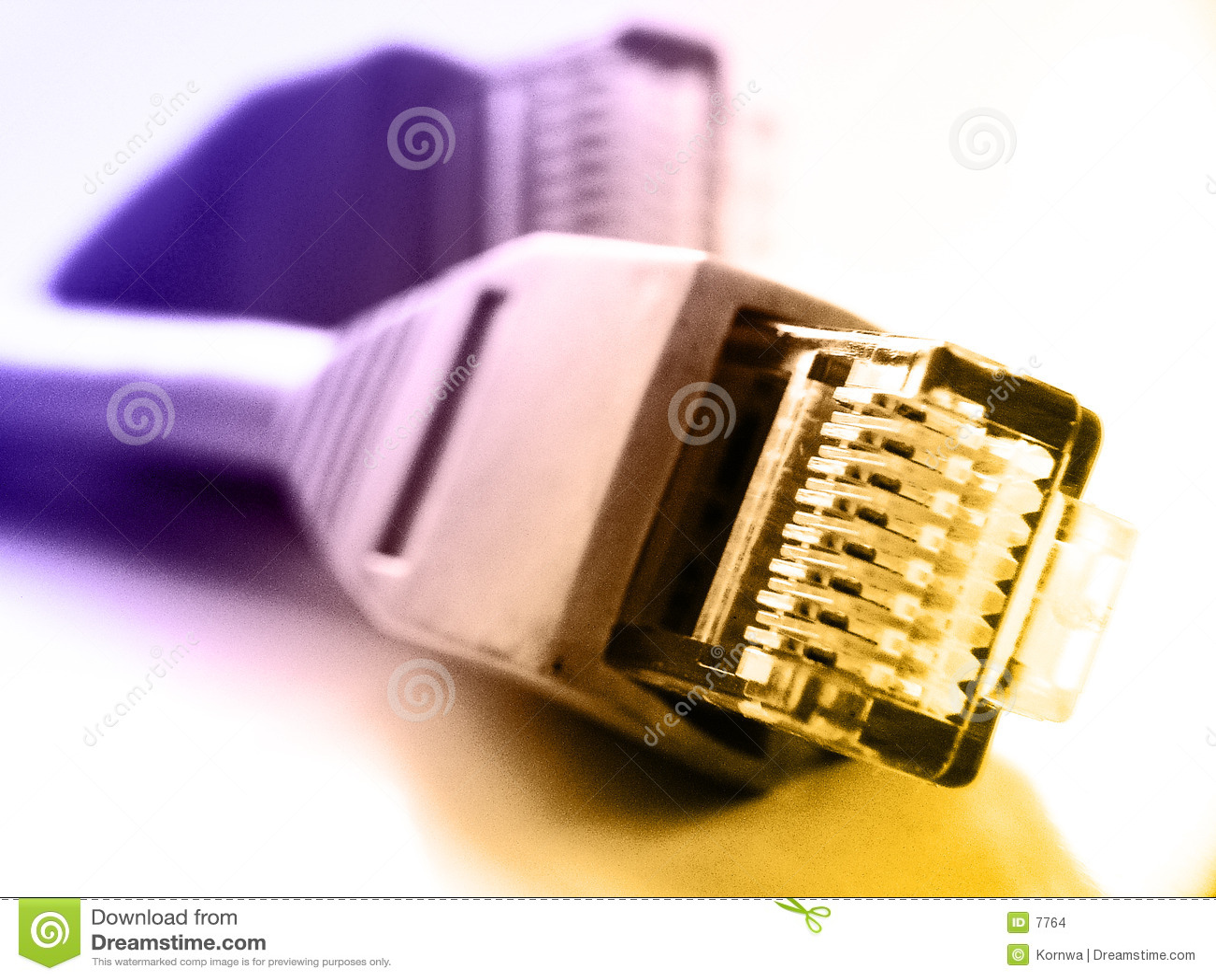 Network rj45 plugins