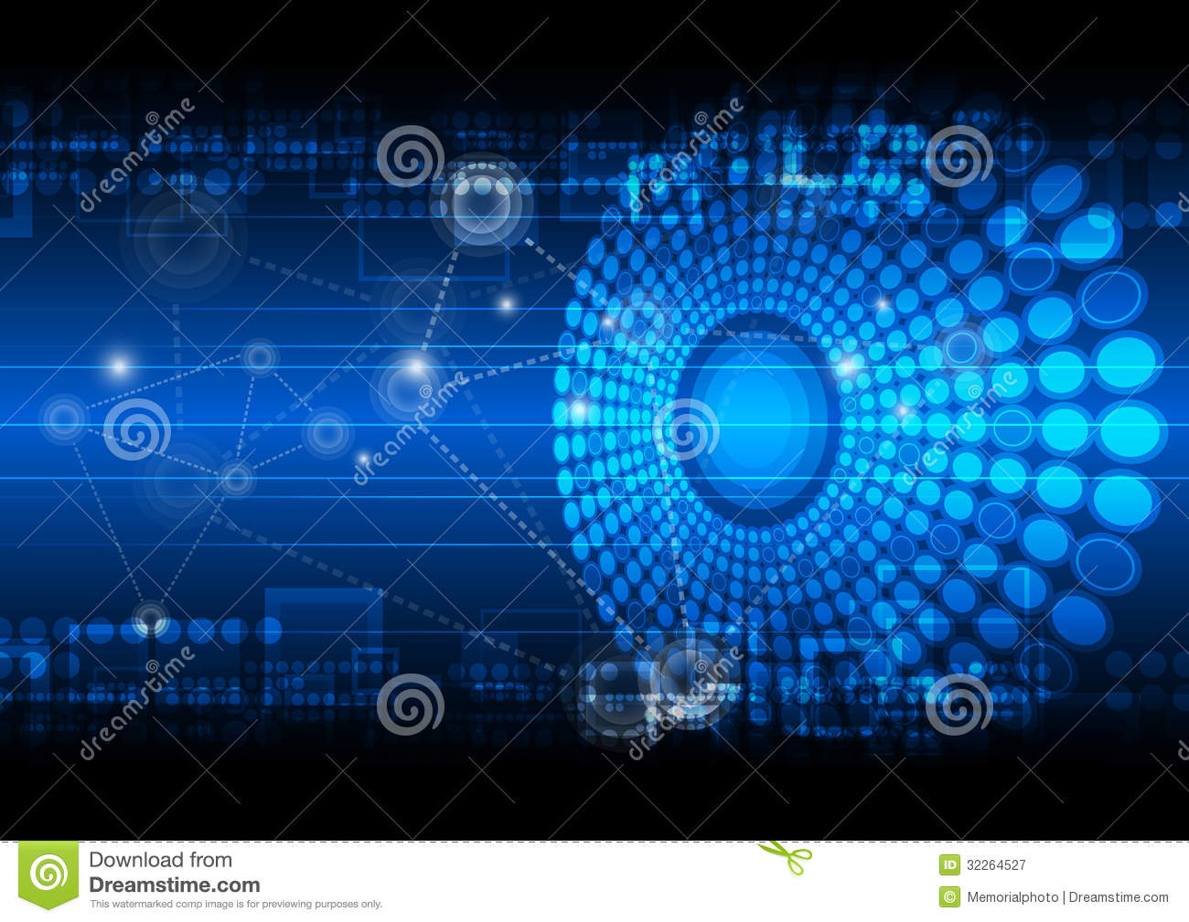 Earl W. Bascom Wallpapers Technology Background Design Network technology background