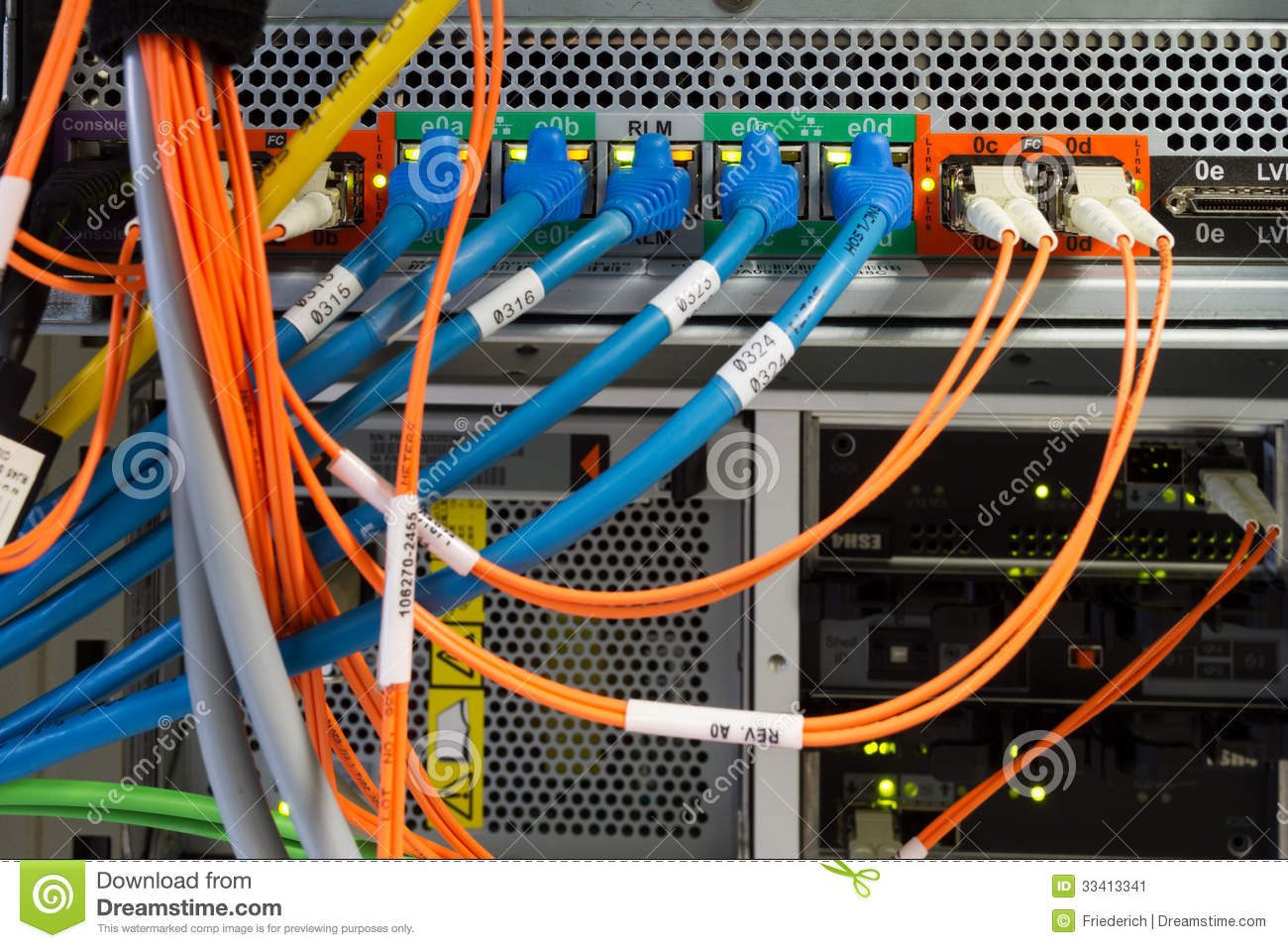 Networking Rack Wire Harness Circuit Diagram Symbols Wiring Workstations Network Stock Image Of Components Transfer 33413341 Rh Dreamstime Com Storage Wall