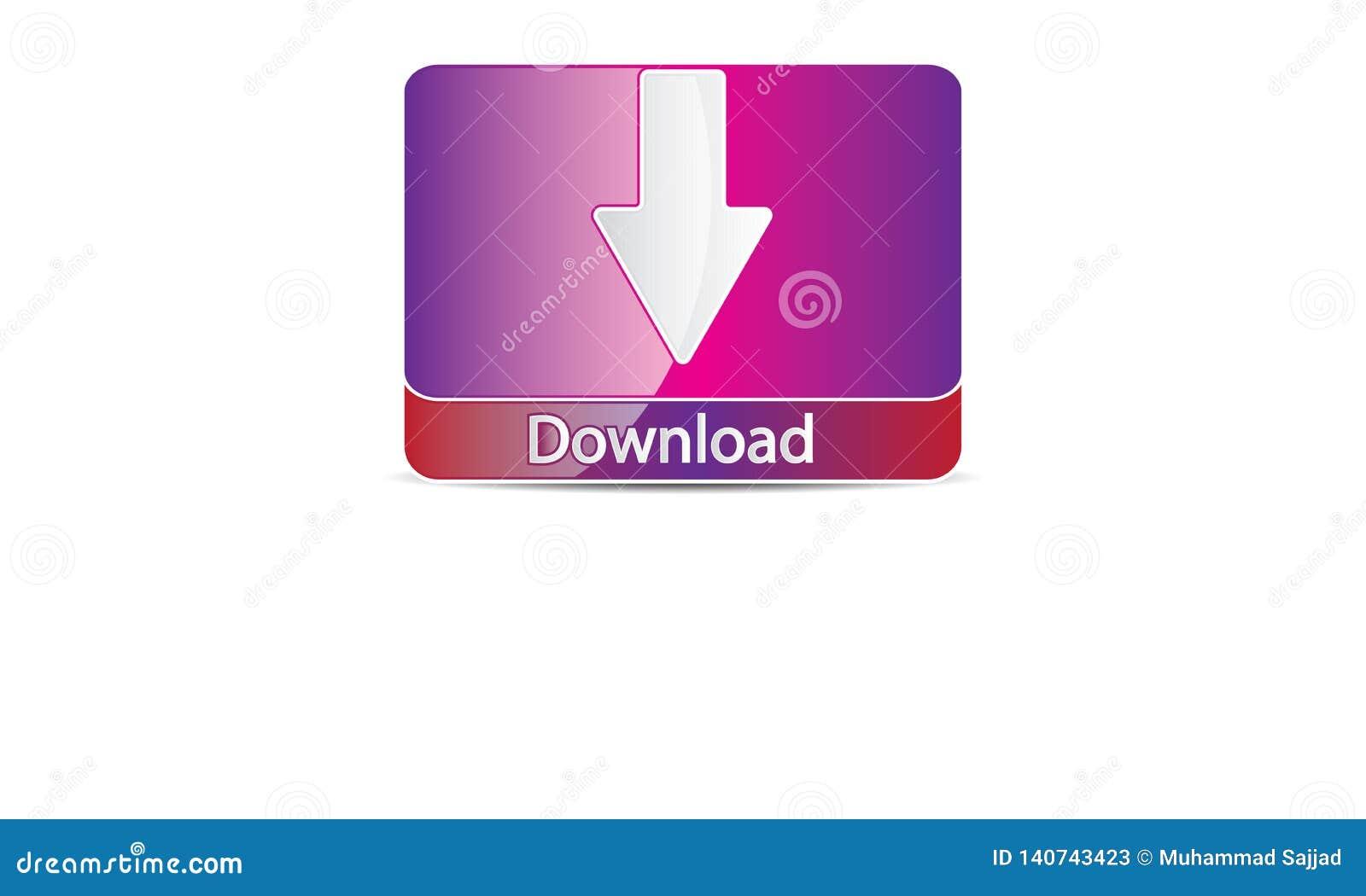 Netz-Download Logo Template - Netz-Download-Ikone - Netz-Download-Symbol-neues neues Firmenzeichen