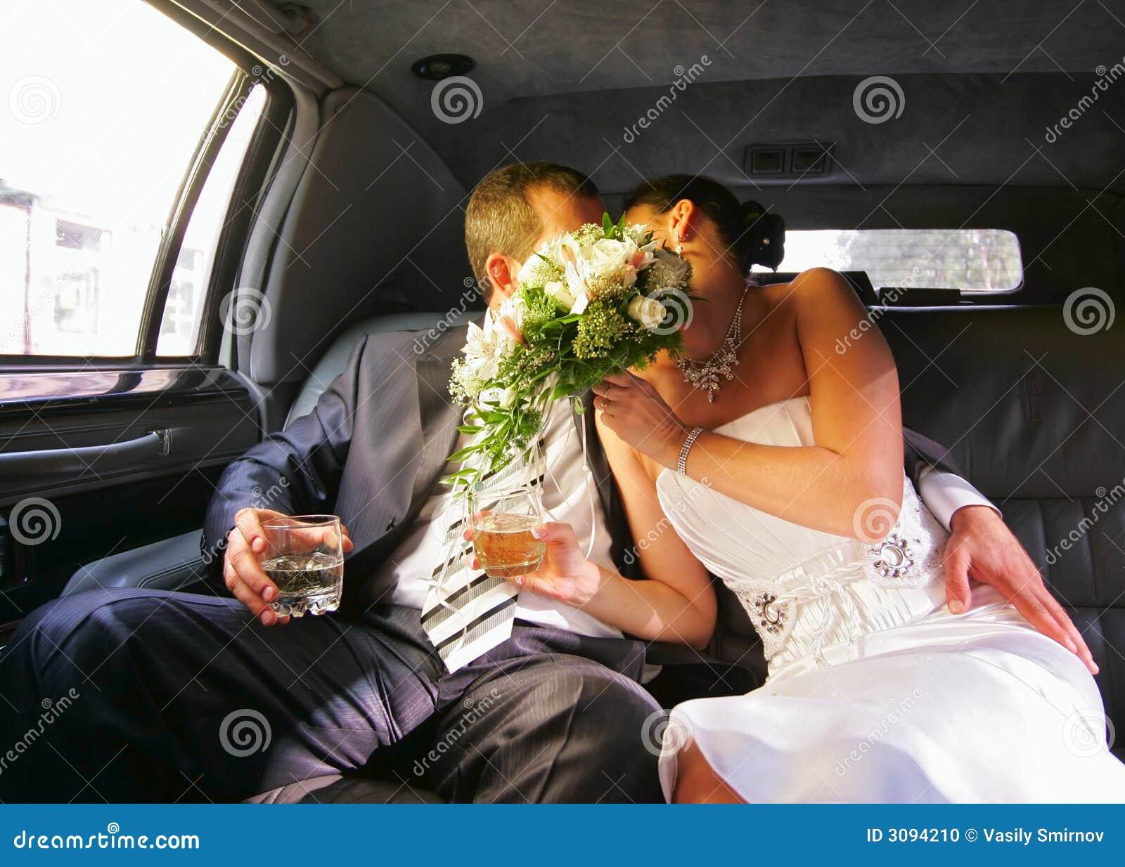 Neu-verheiratete Paare