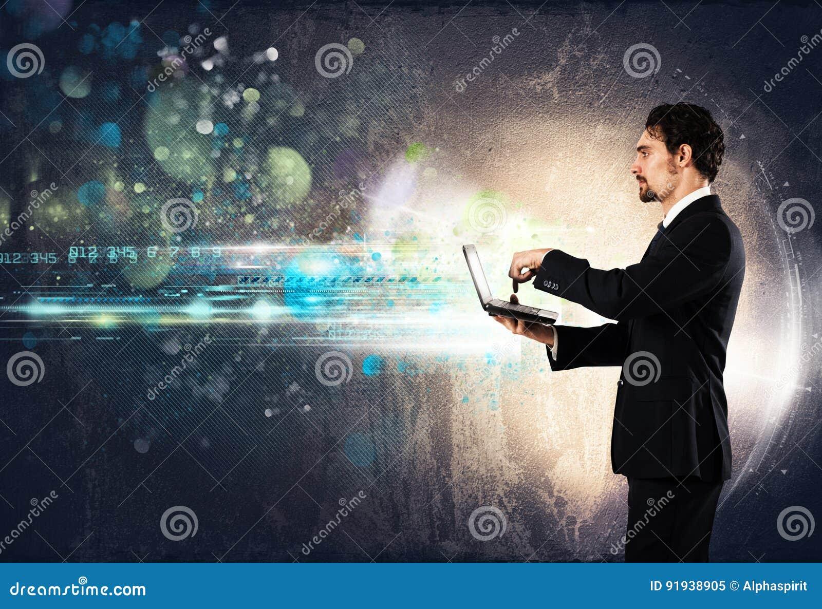 Neue Verbindungen mit Technologie