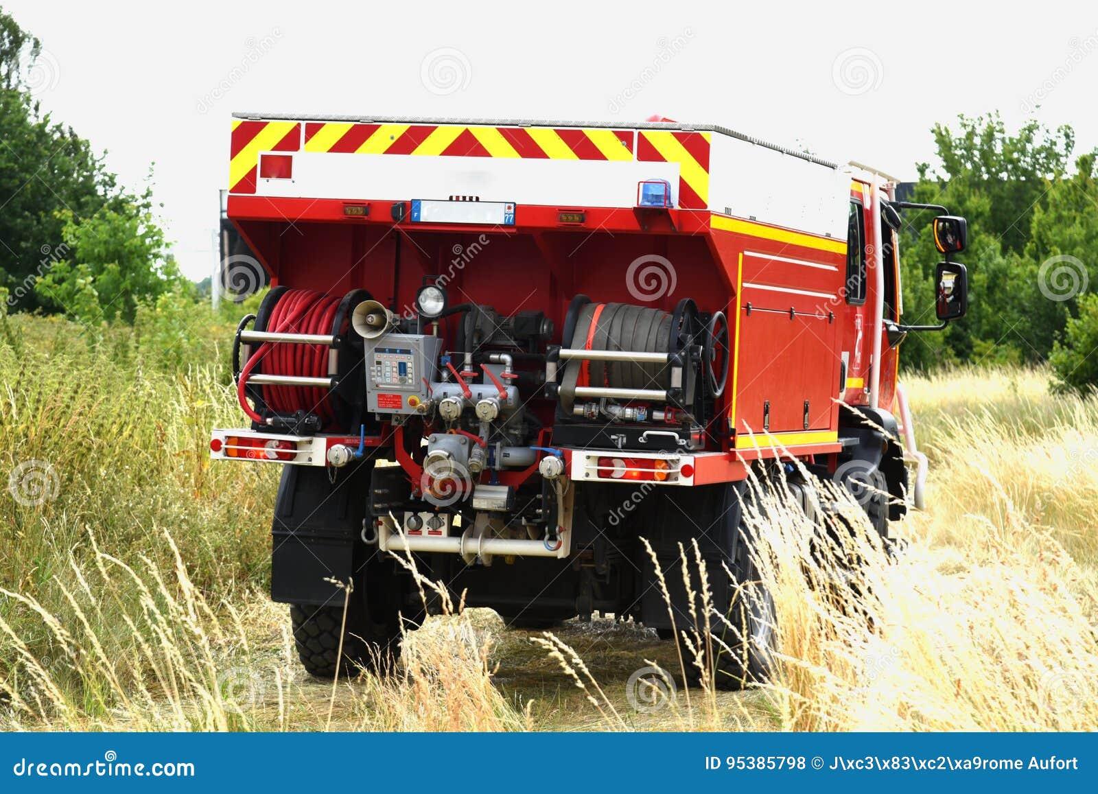 Neuer Glasgow Fire Department