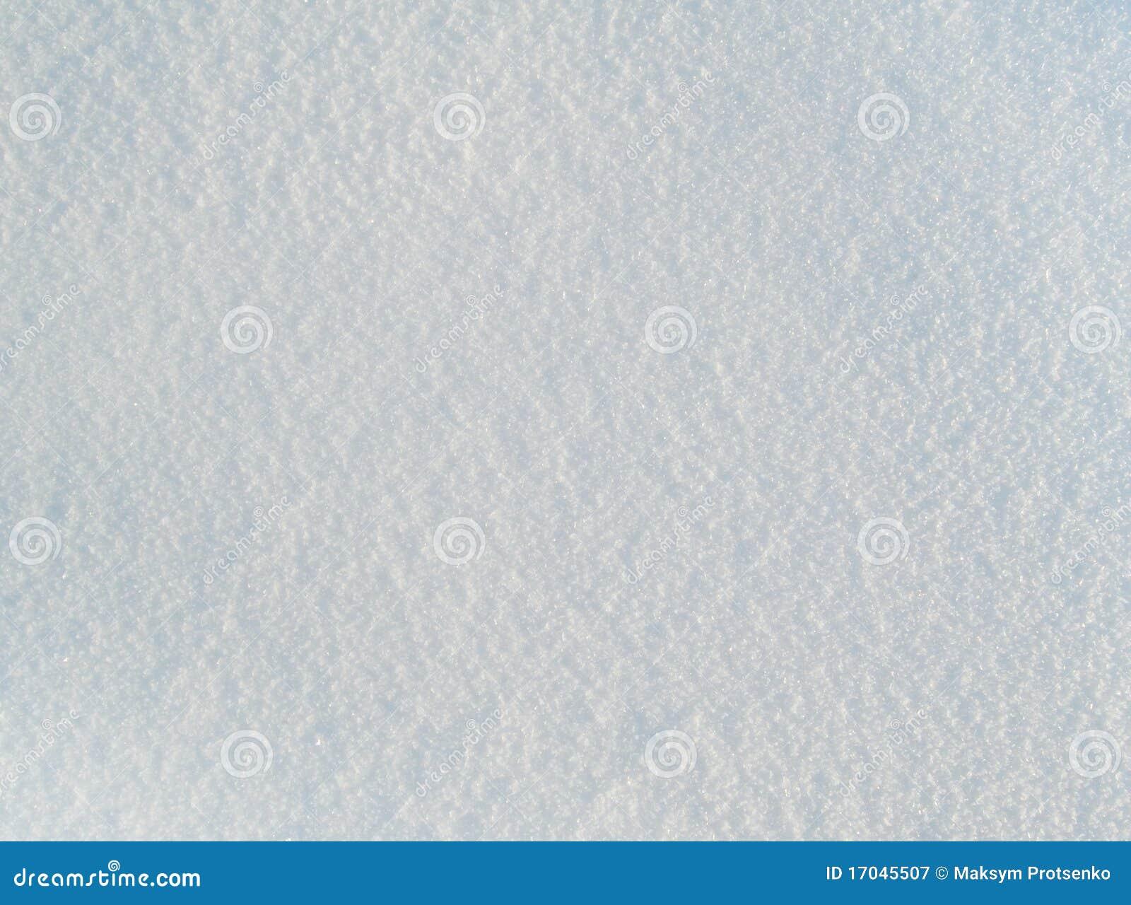 Neuer weißer Schneehintergrund