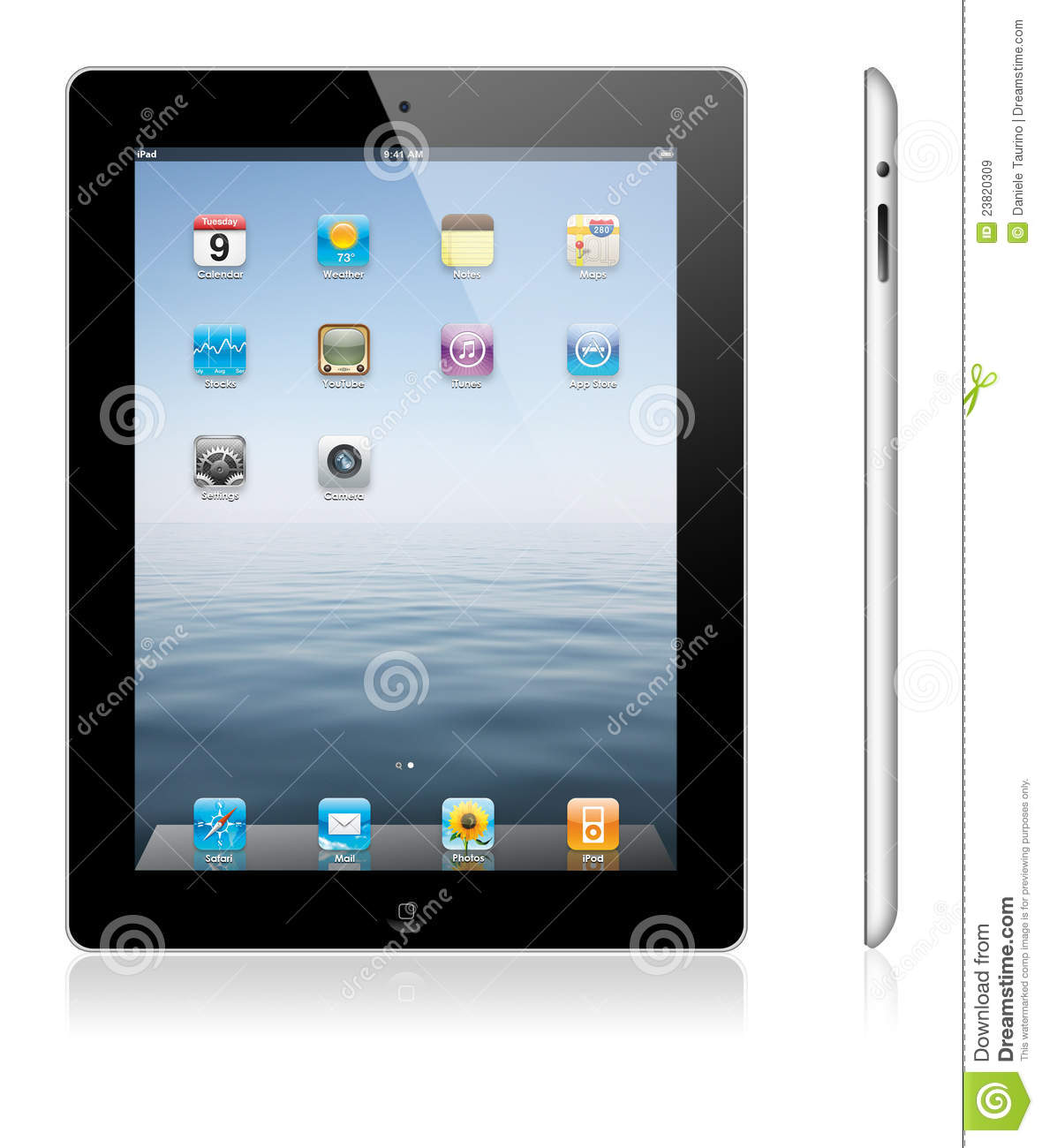 Neues Apple iPad 3