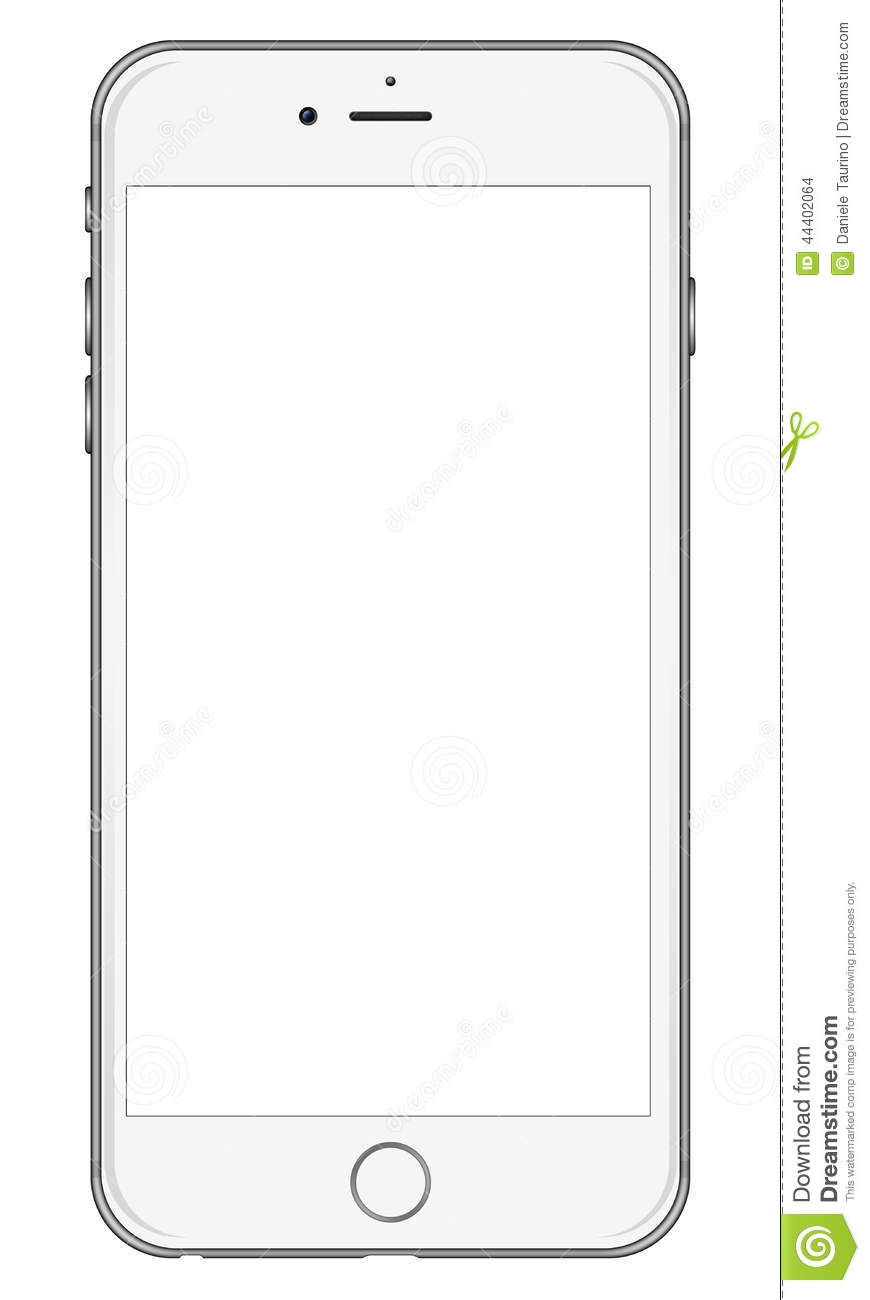 Neues Apple-iPhone 6 Weiß