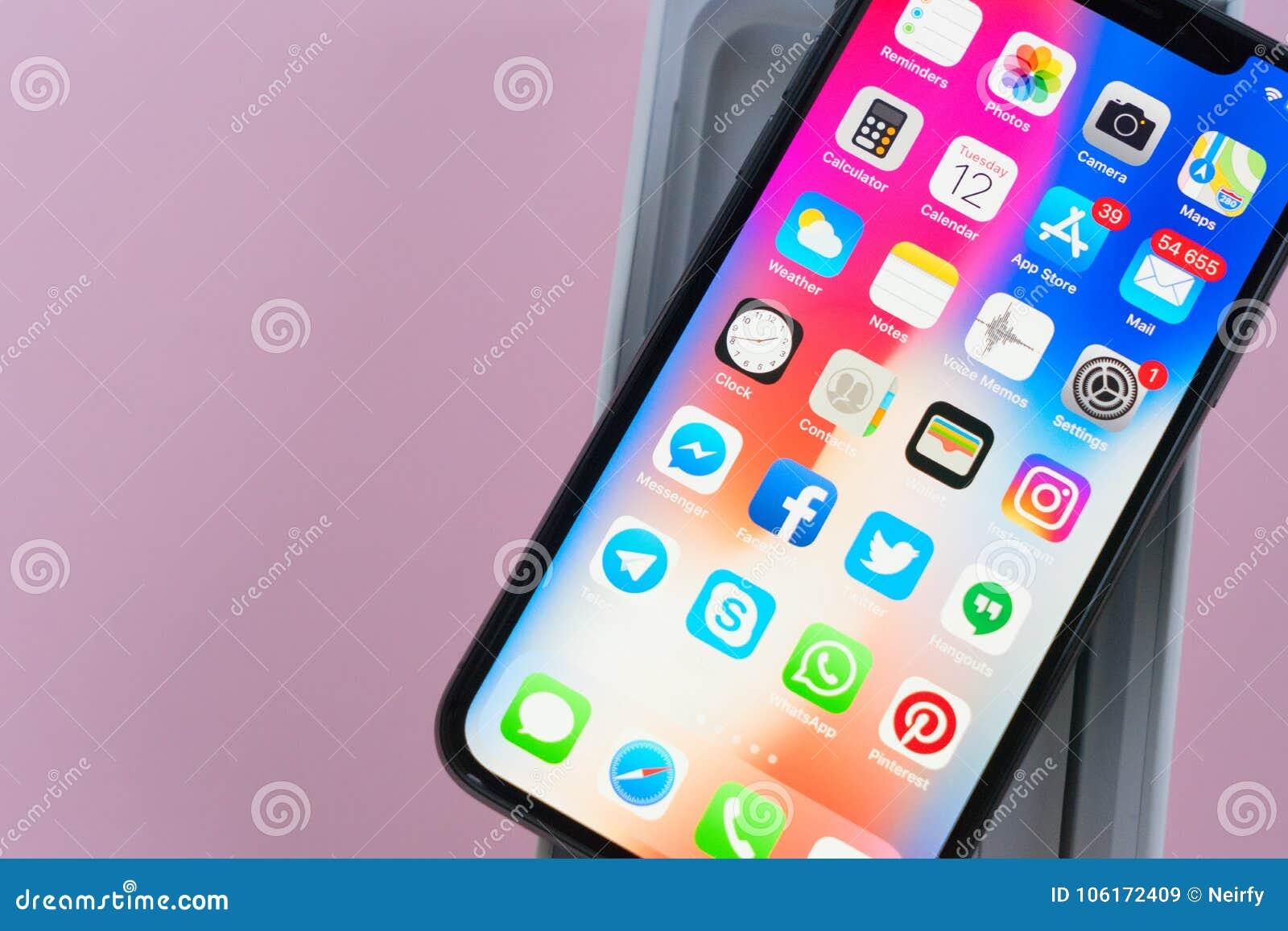 Neues iPhone X