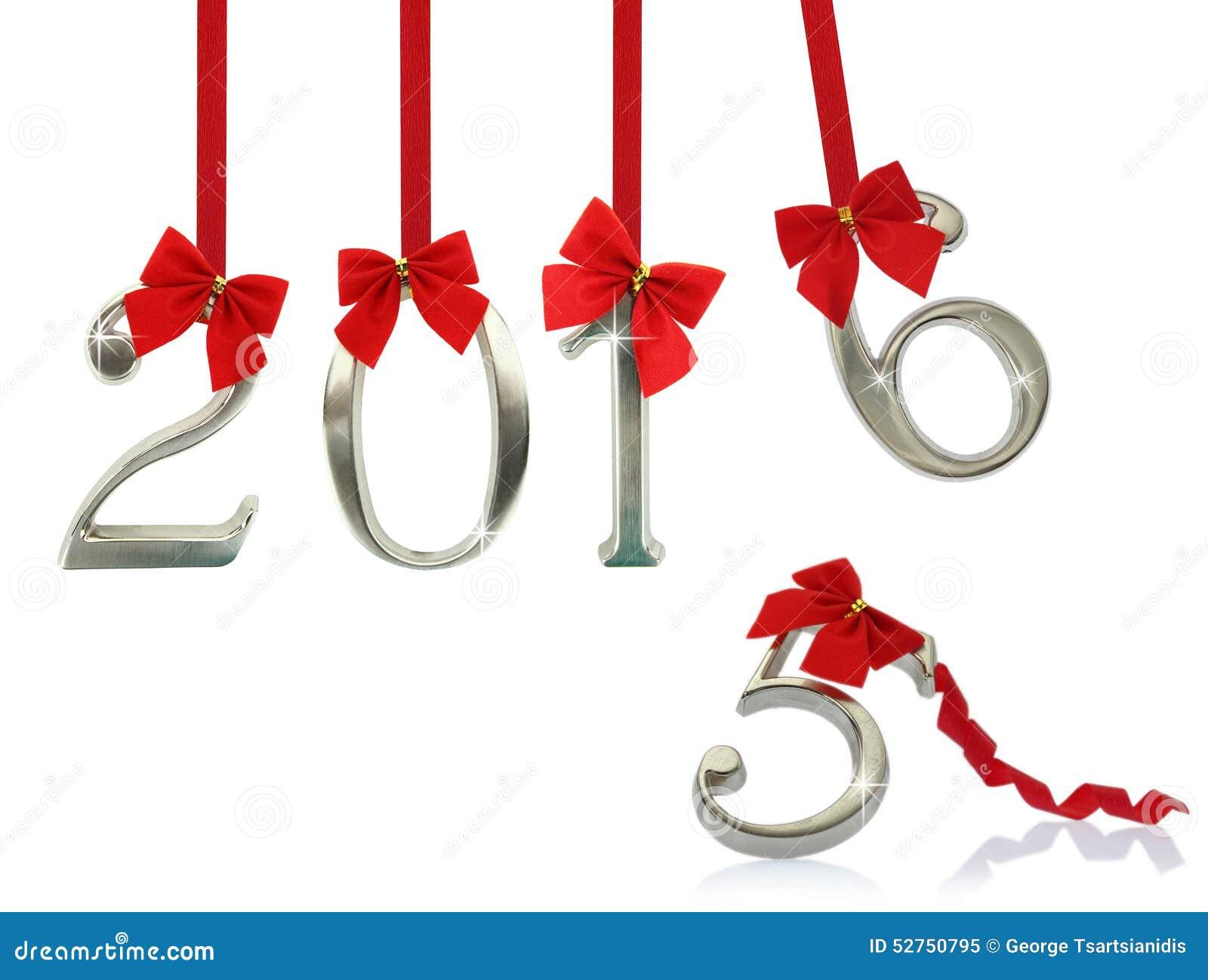 New year 2016 stock photo image 58693644 - Neues Jahr 2016 Lizenzfreies Stockfoto