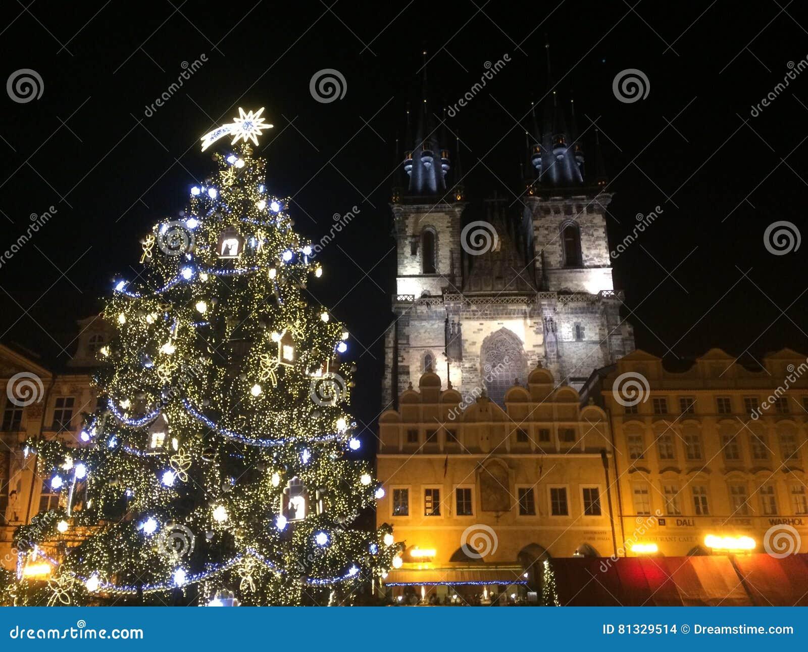 Neues Jahr in Prag