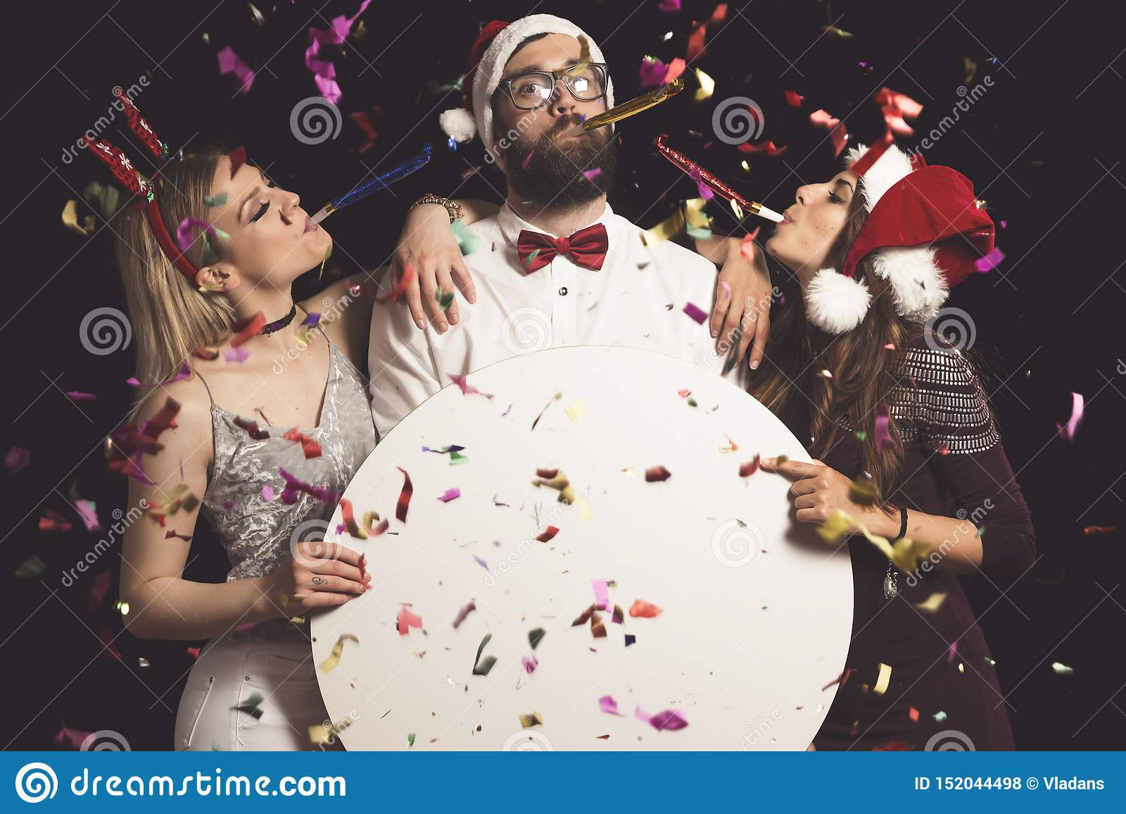 Neues Jahr ` s Eve Party