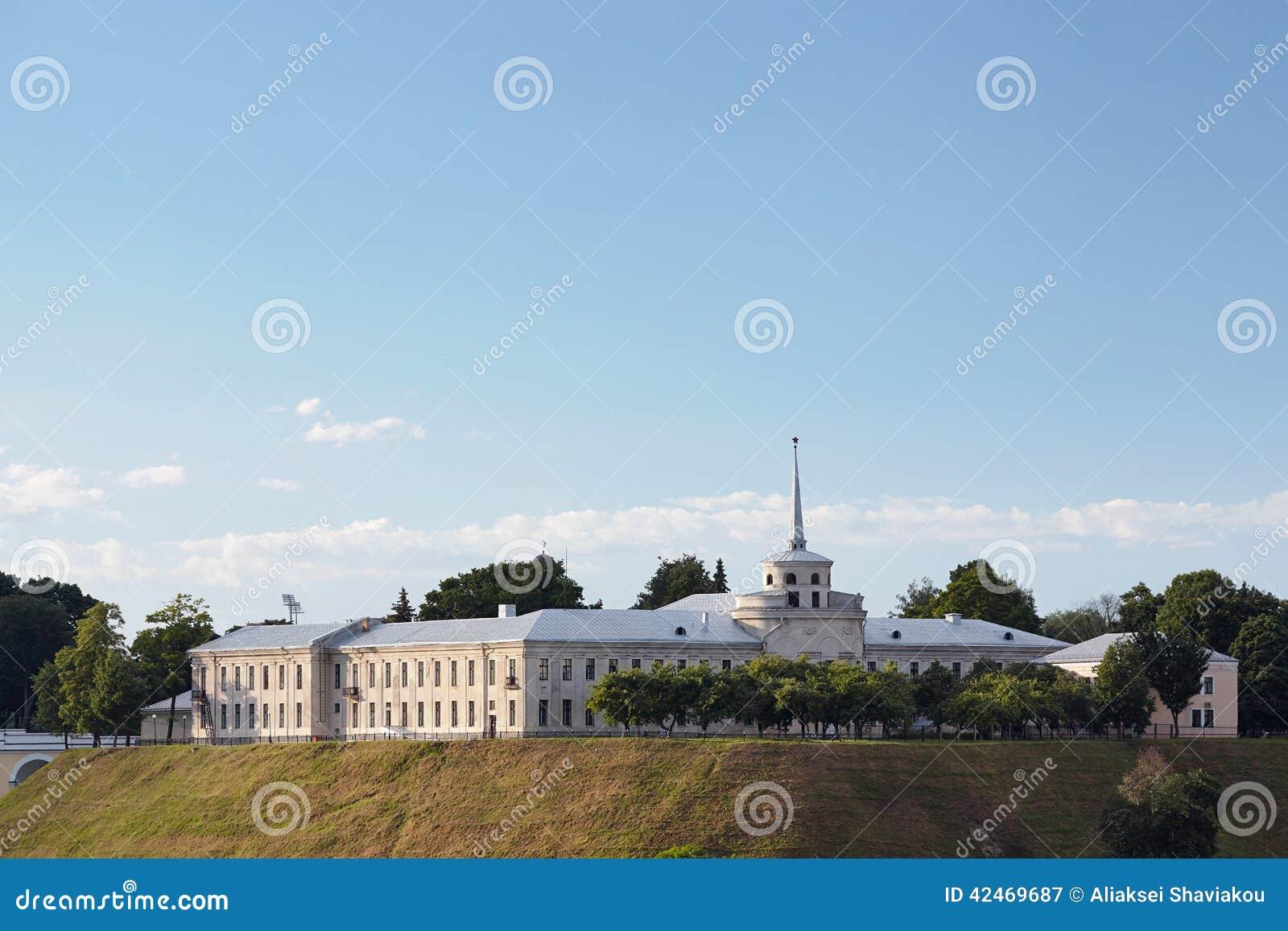 Neues Schloss in Grodno Weißrussland