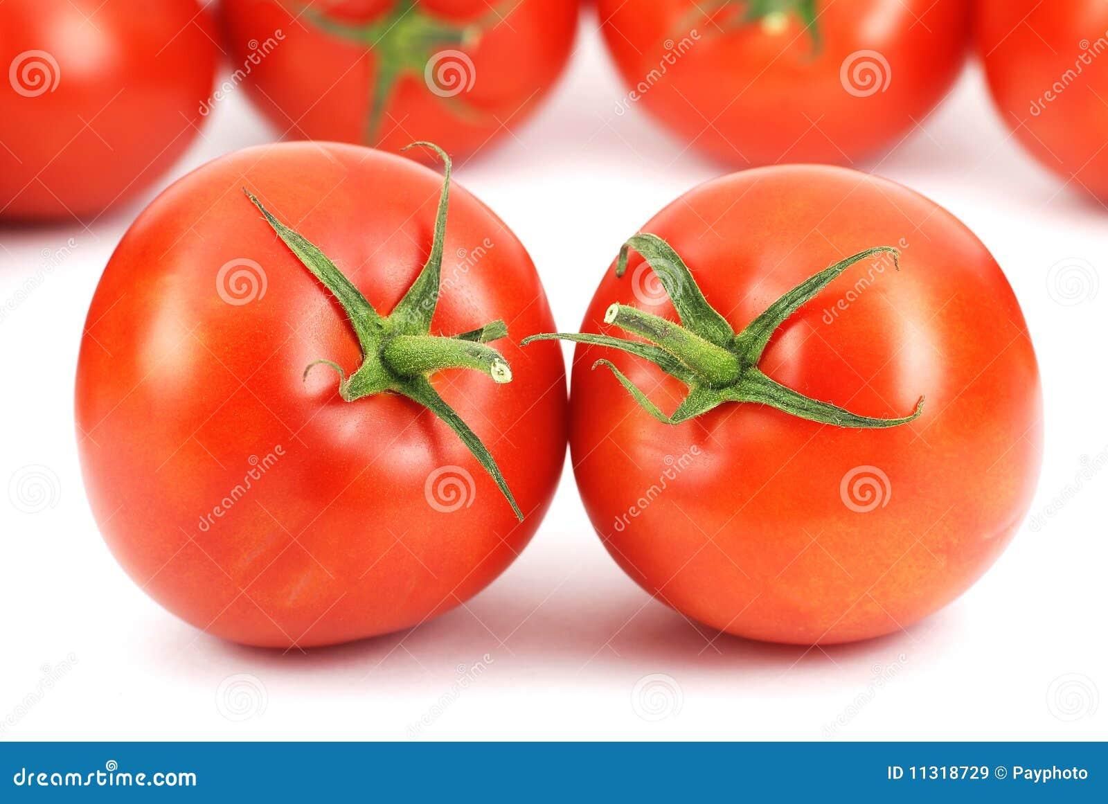 Neues Tomatemuster