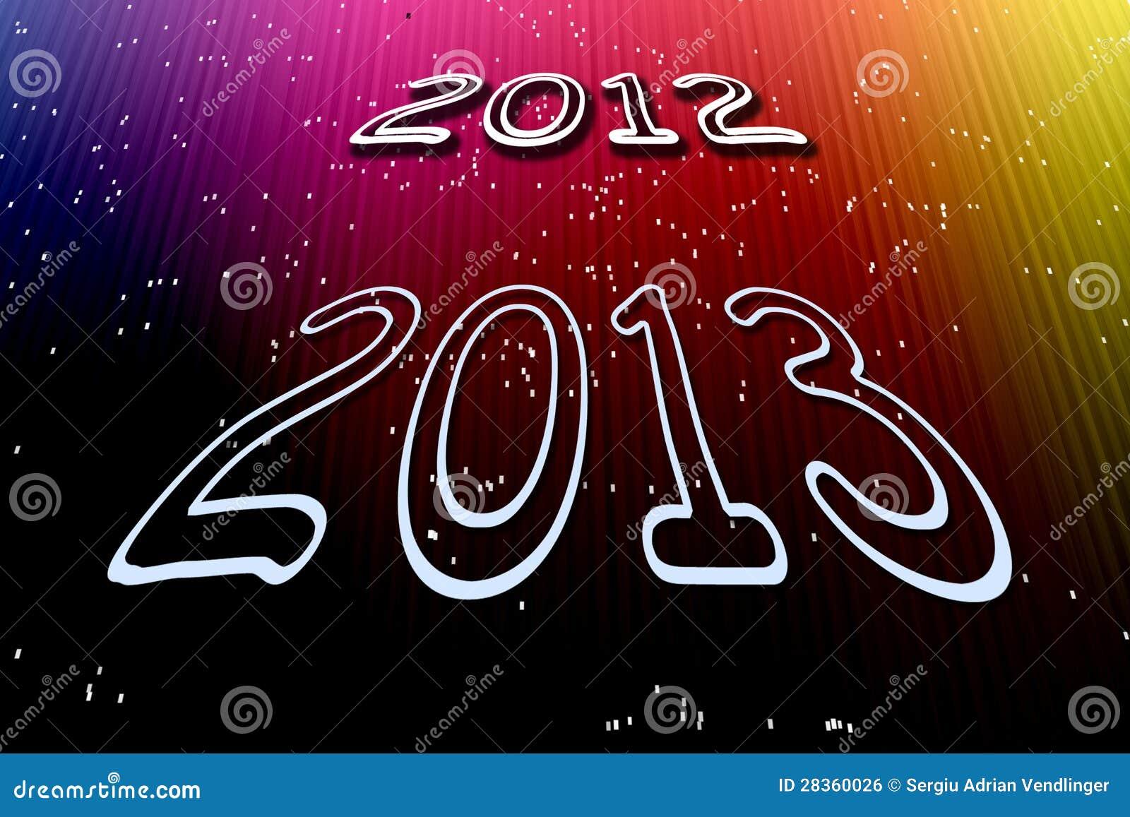 An neuf 2013