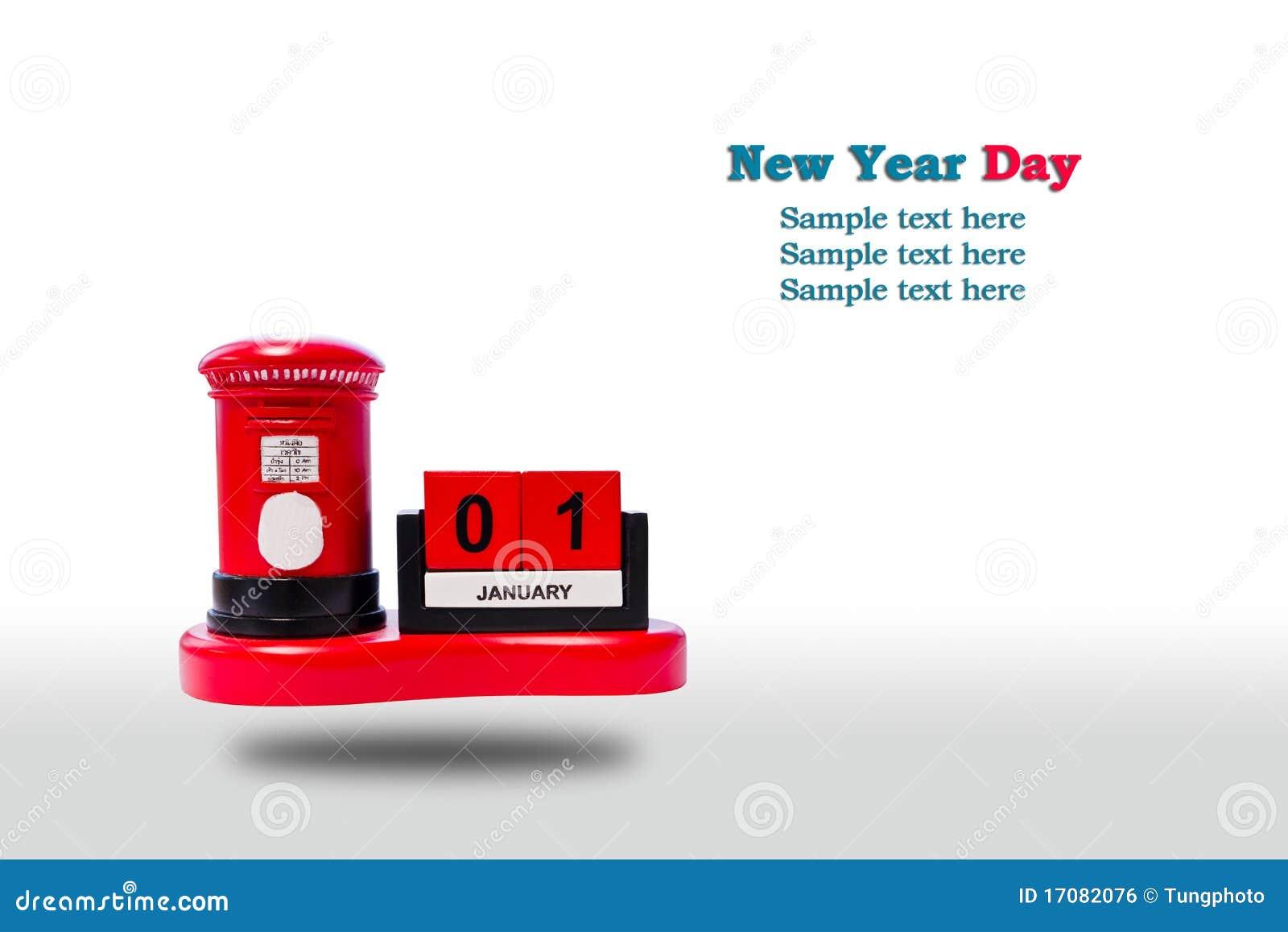 Neujahrkalender