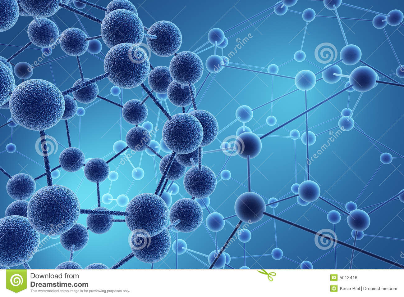 Neural Network Royalty Free Stock Image - Image: 5013416