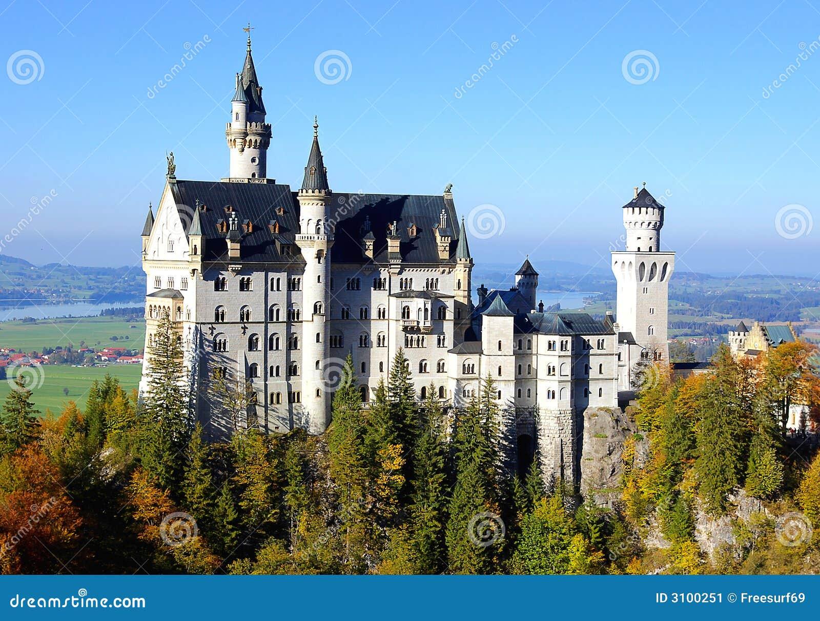 Schloss Neuschwanstein Geschichte